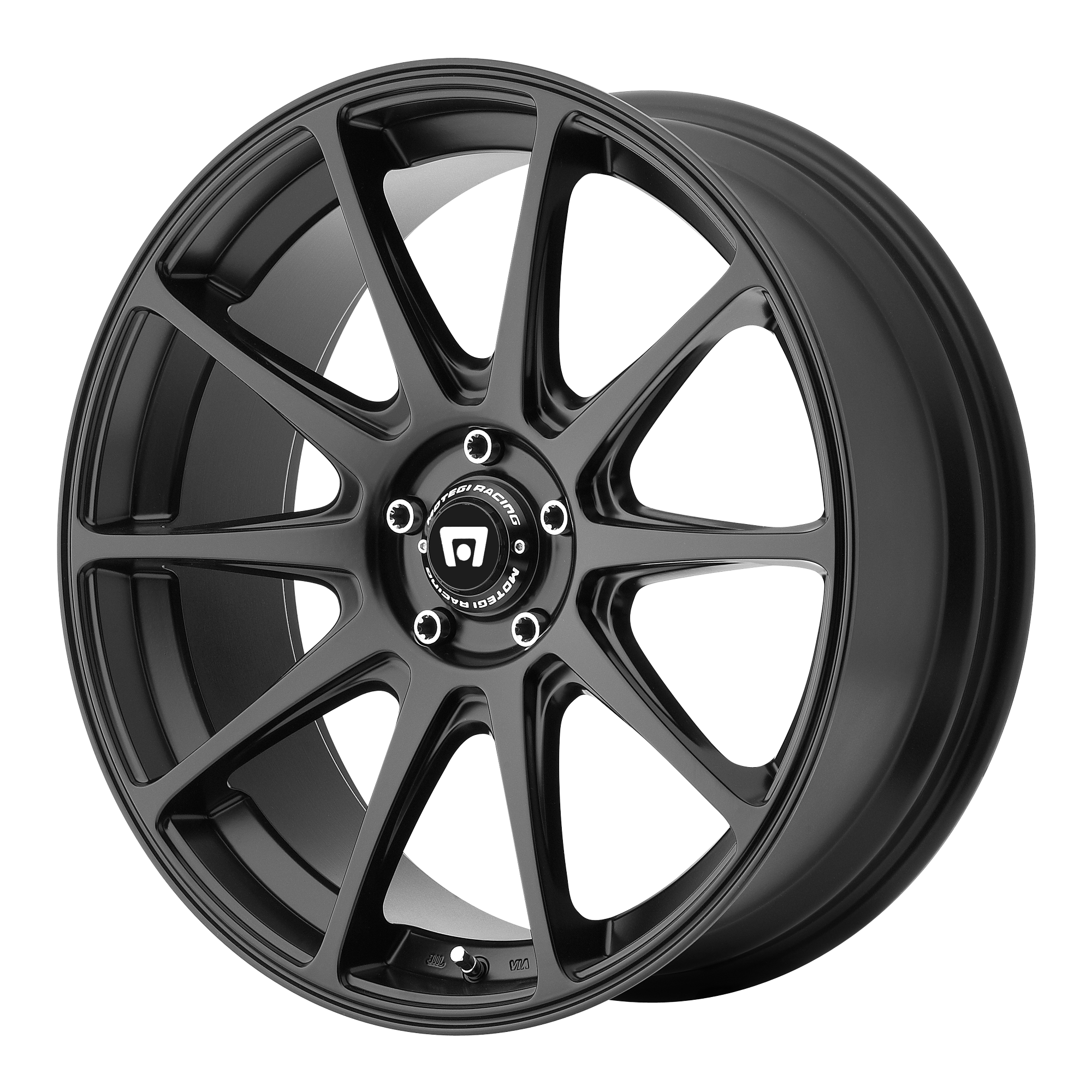 Motegi Racing Wheels MR127 Satin Black
