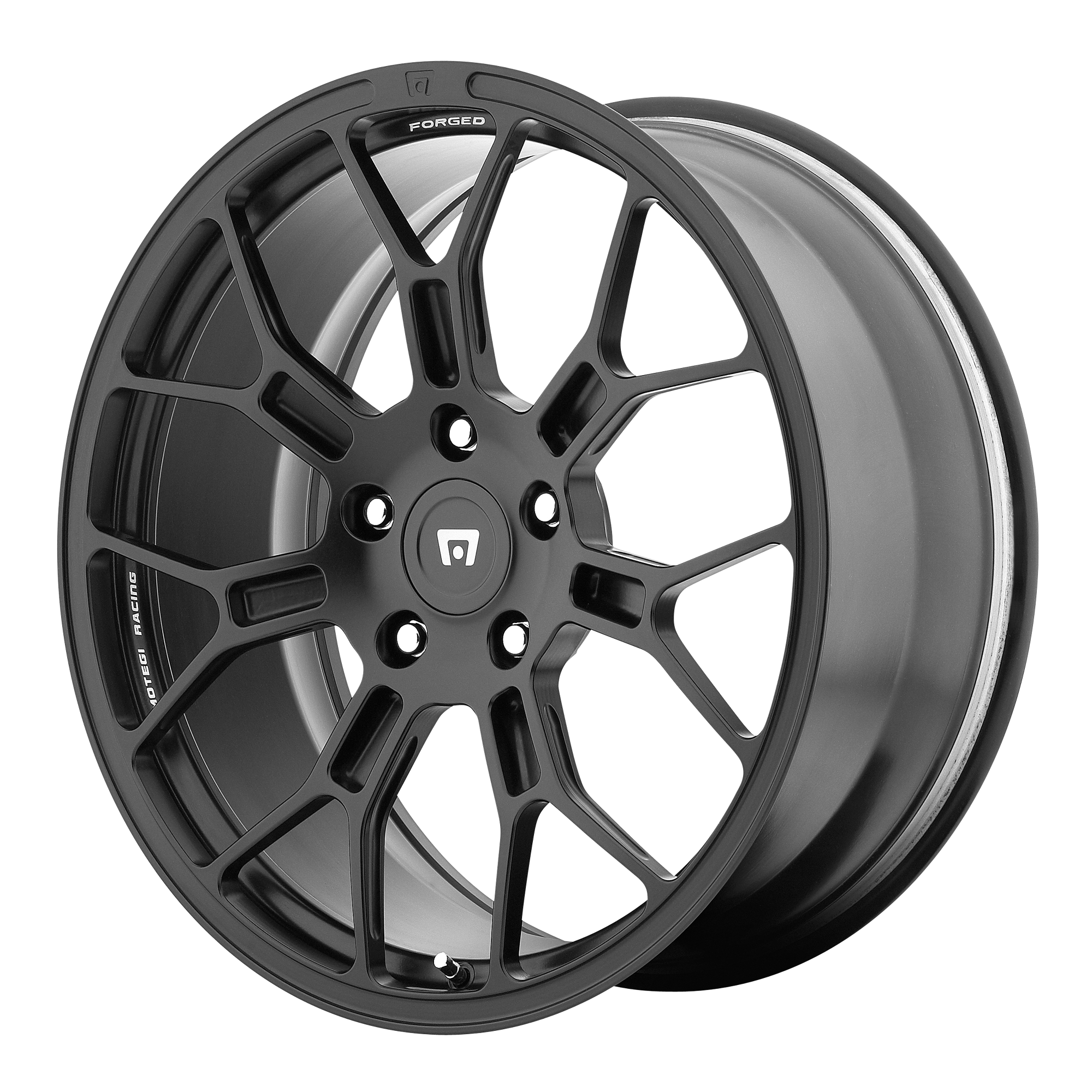Motegi Racing Wheels MR130 Techno Mesh Satin Black