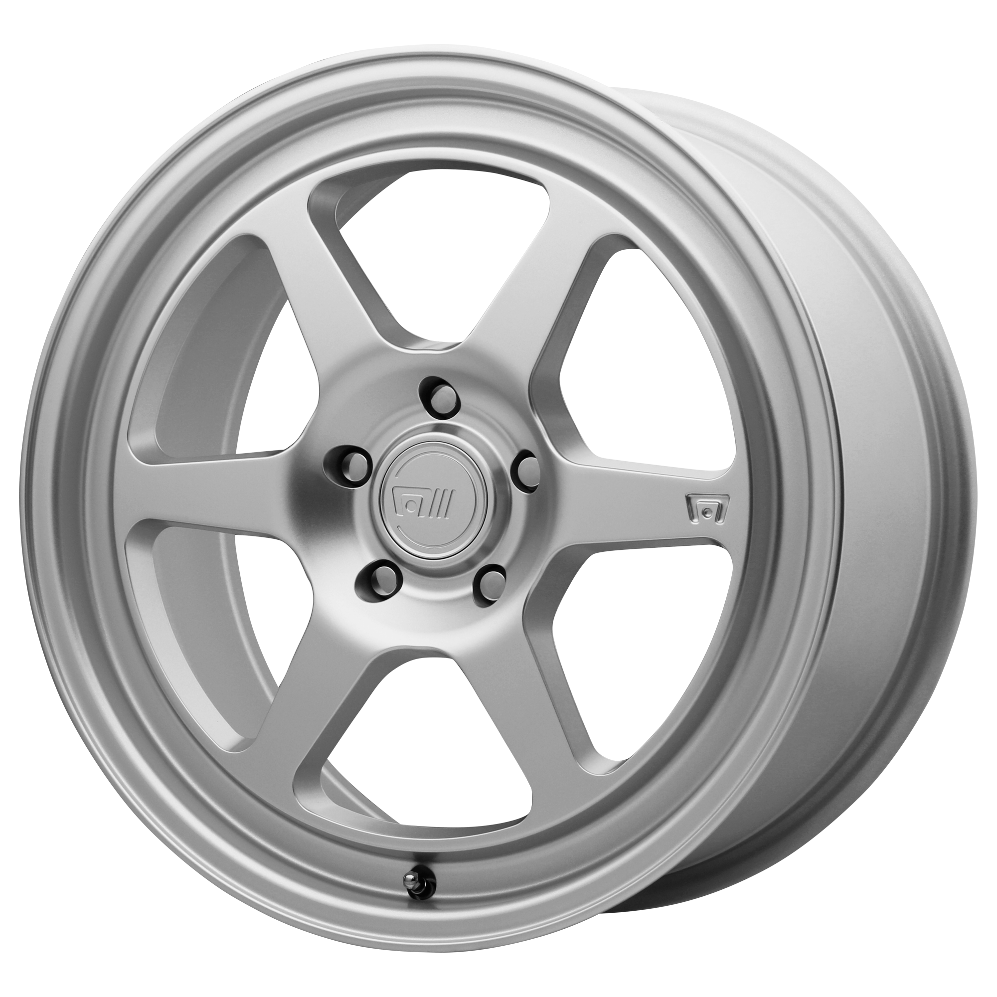 Motegi Racing Wheels MR136 Hyper Silver