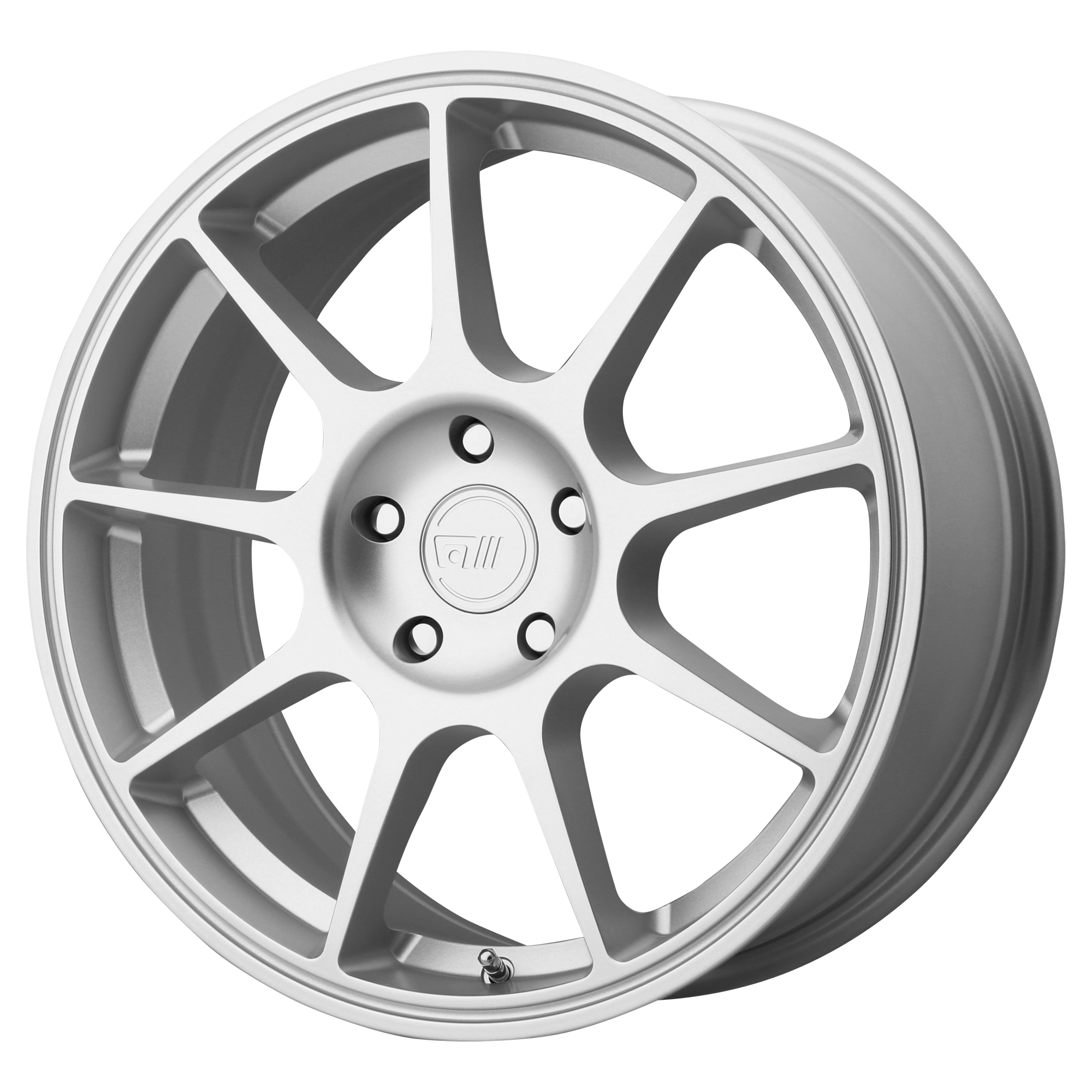 Motegi Racing Wheels MR138 Hyper Silver
