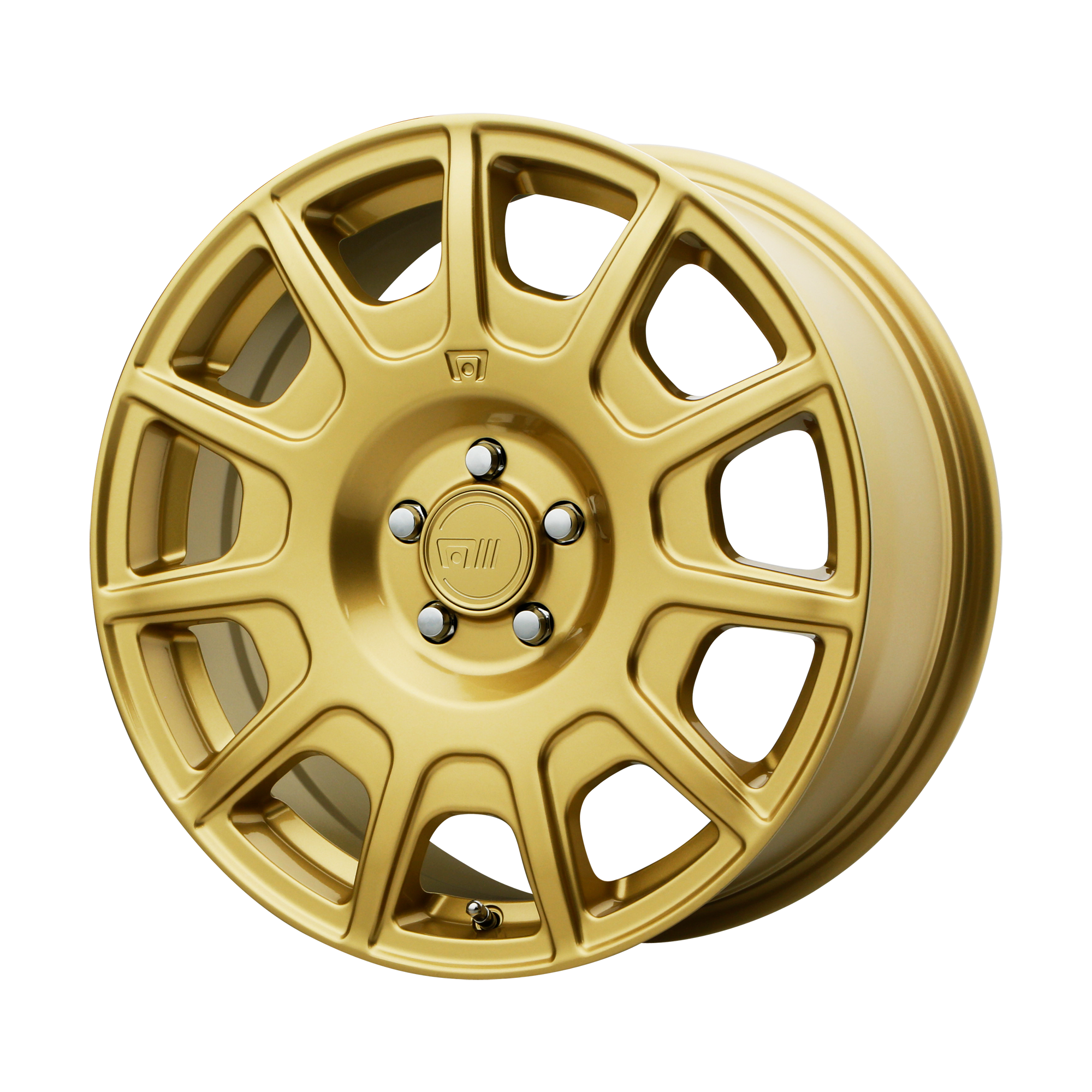 Motegi Racing Wheels MR139 Rally Gold