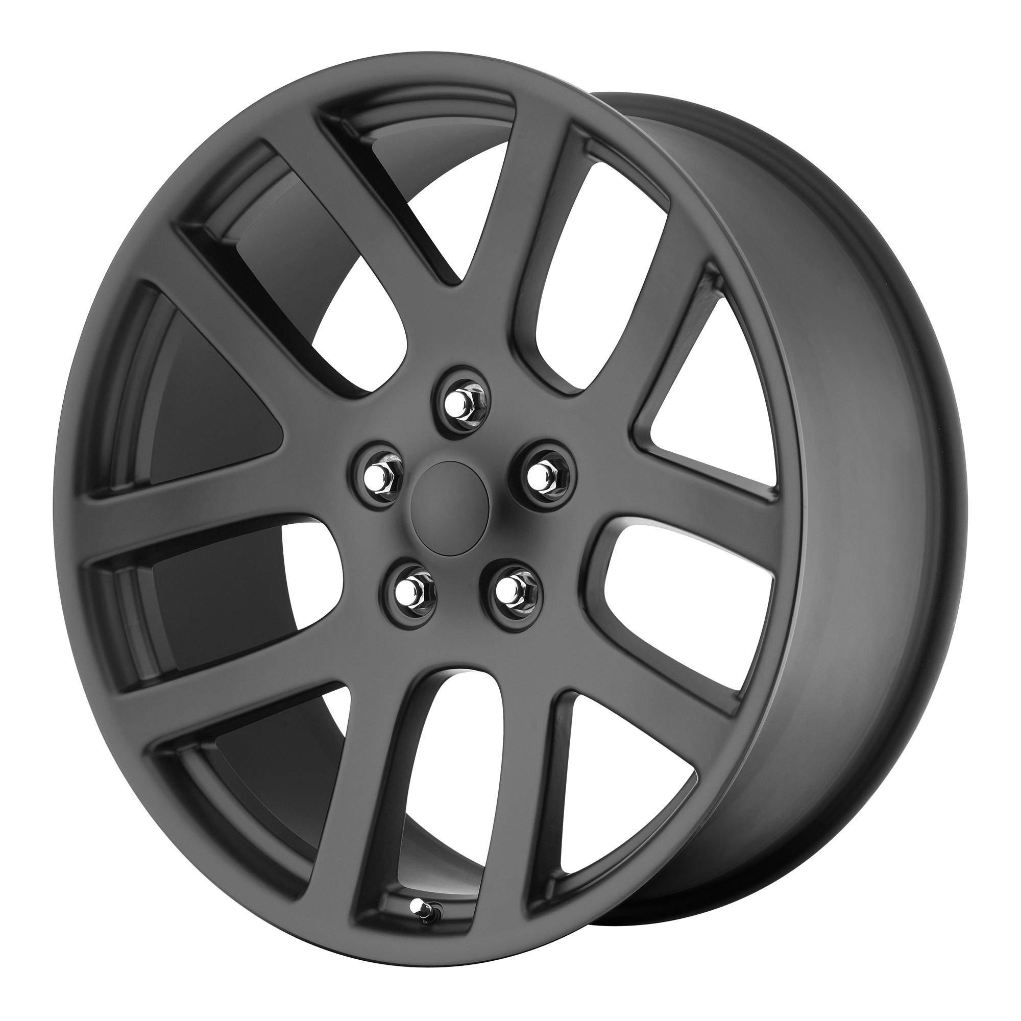 OE Creations Replica Wheels OE Creations 107C Matte Black