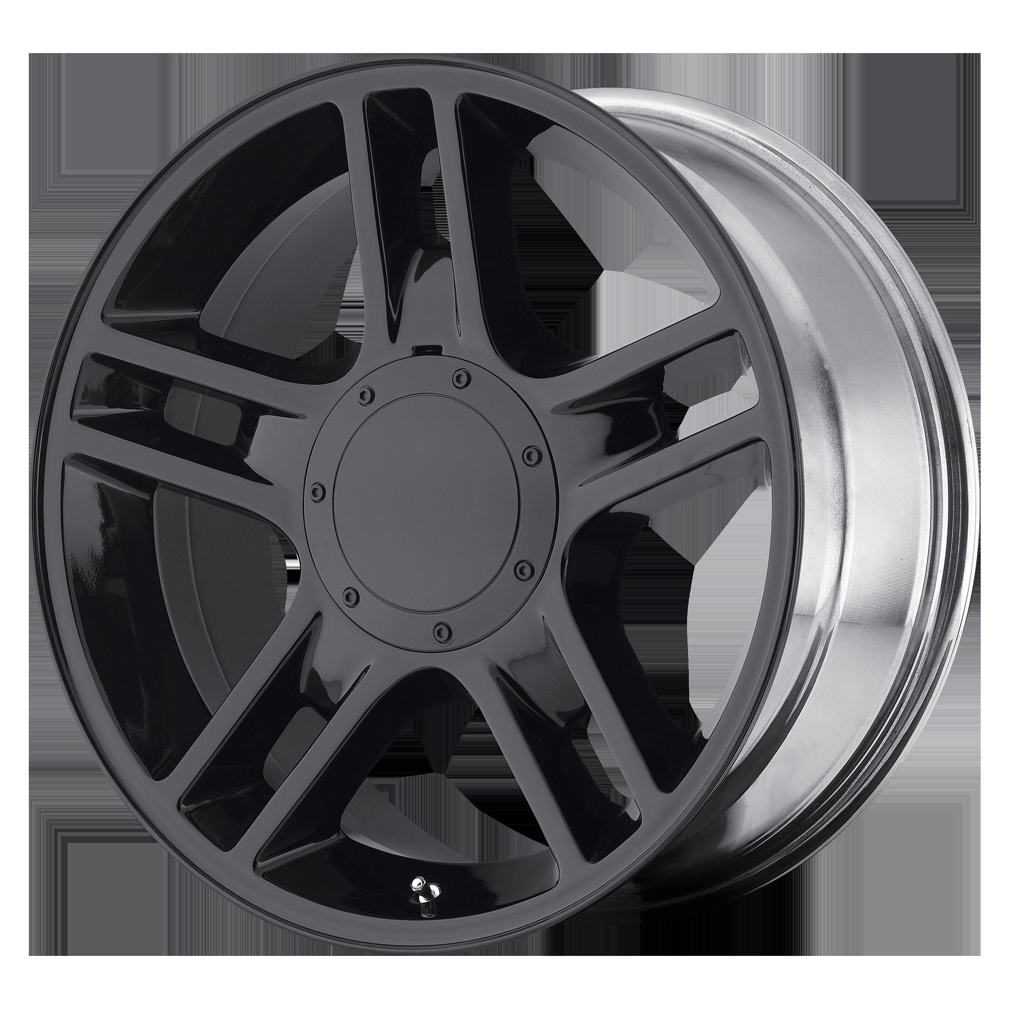 OE Creations Replica Wheels OE Creations 108C Gloss Black