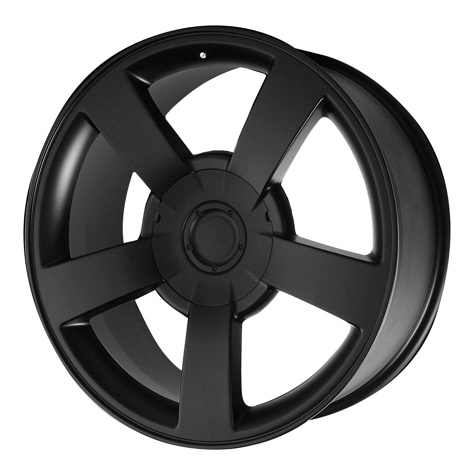 OE Creations Replica Wheels OE Creations 112C Matte Black