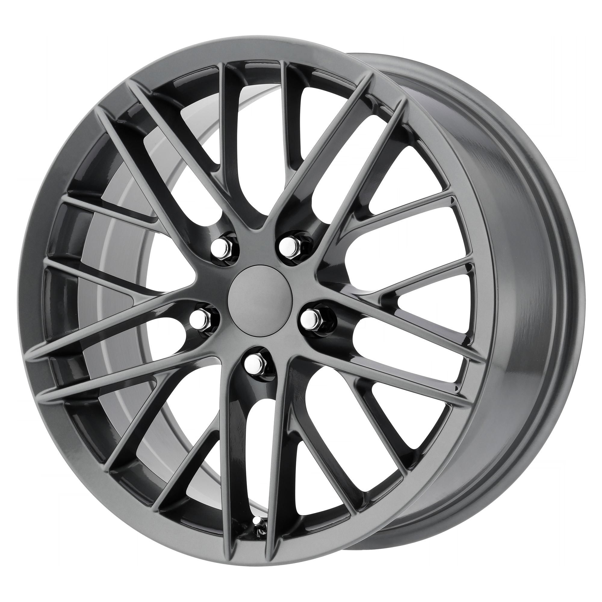 OE Creations Replica Wheels OE Creations 121C Gunmetal