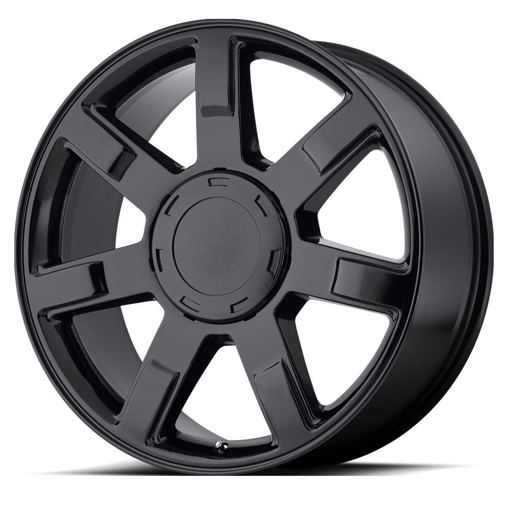 OE Creations Replica Wheels OE Creations 122C Gloss Black