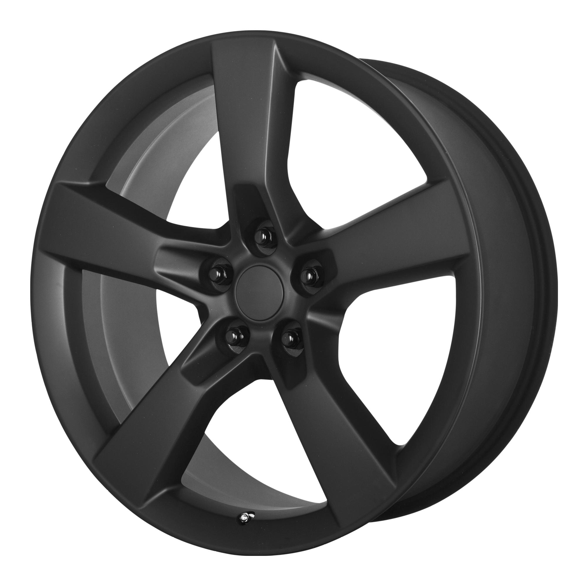 OE Creations Replica Wheels OE Creations 124C Matte Black