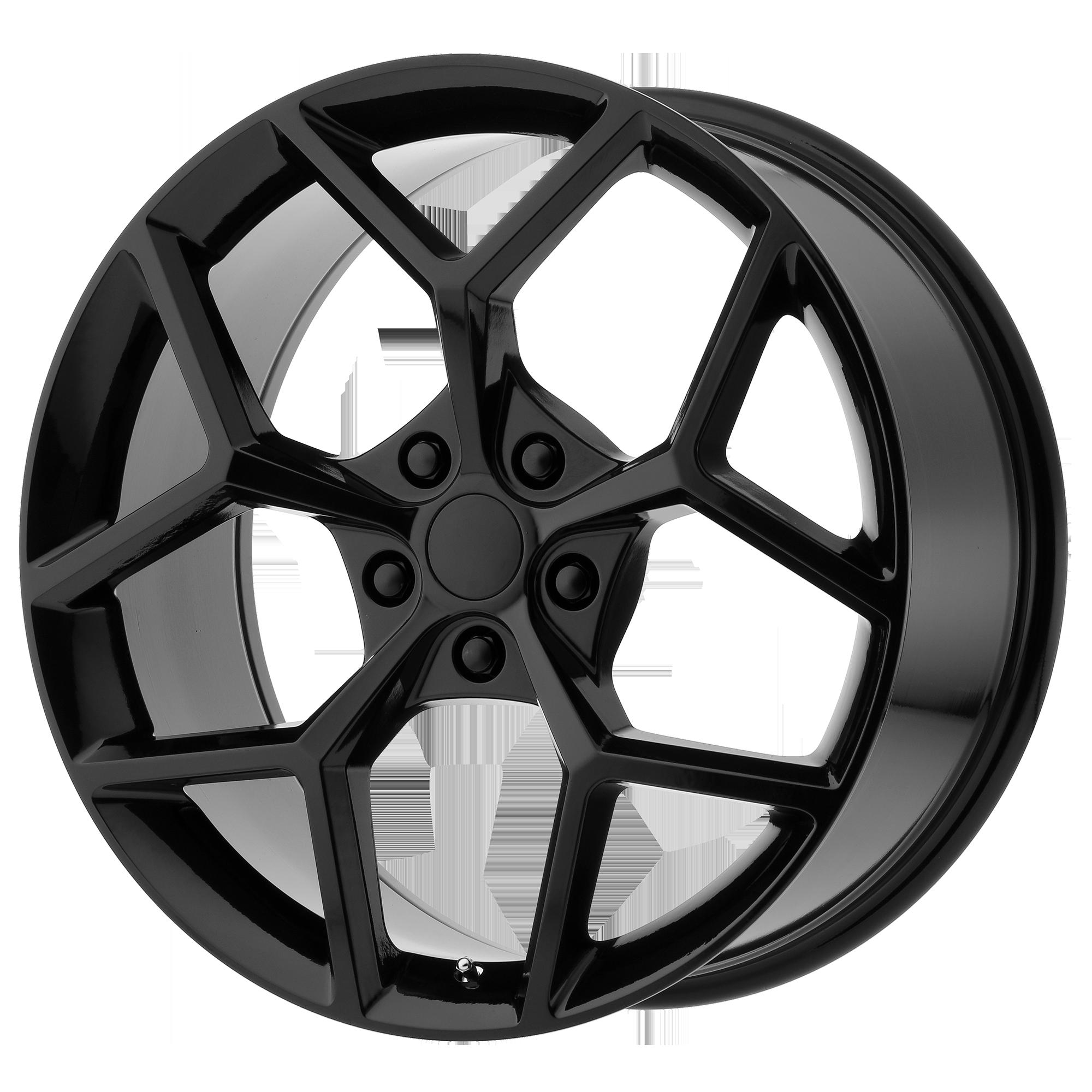 OE Creations Replica Wheels OE Creations PR126 Gloss Black