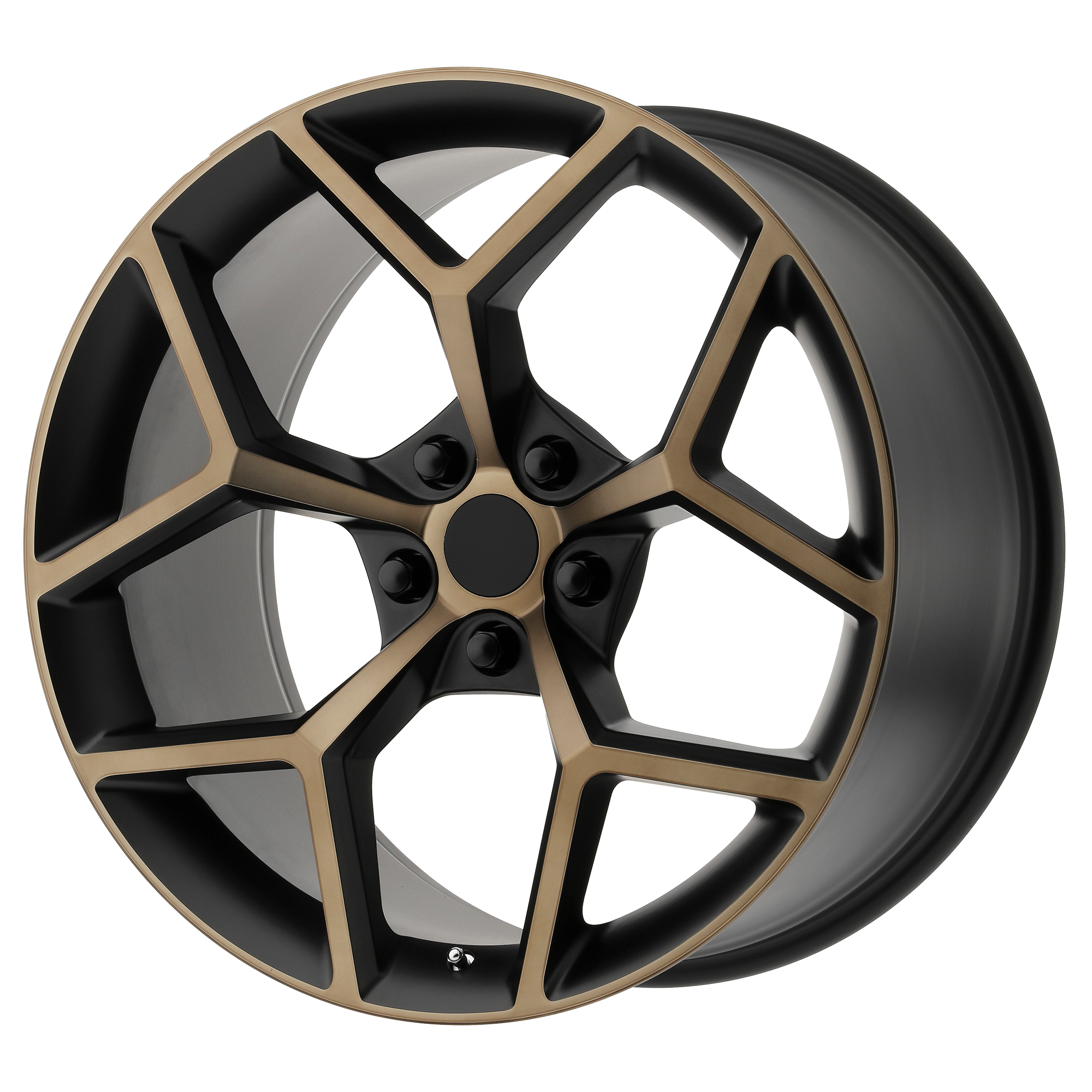OE Creations Replica Wheels OE Creations PR126 Black/Bronze