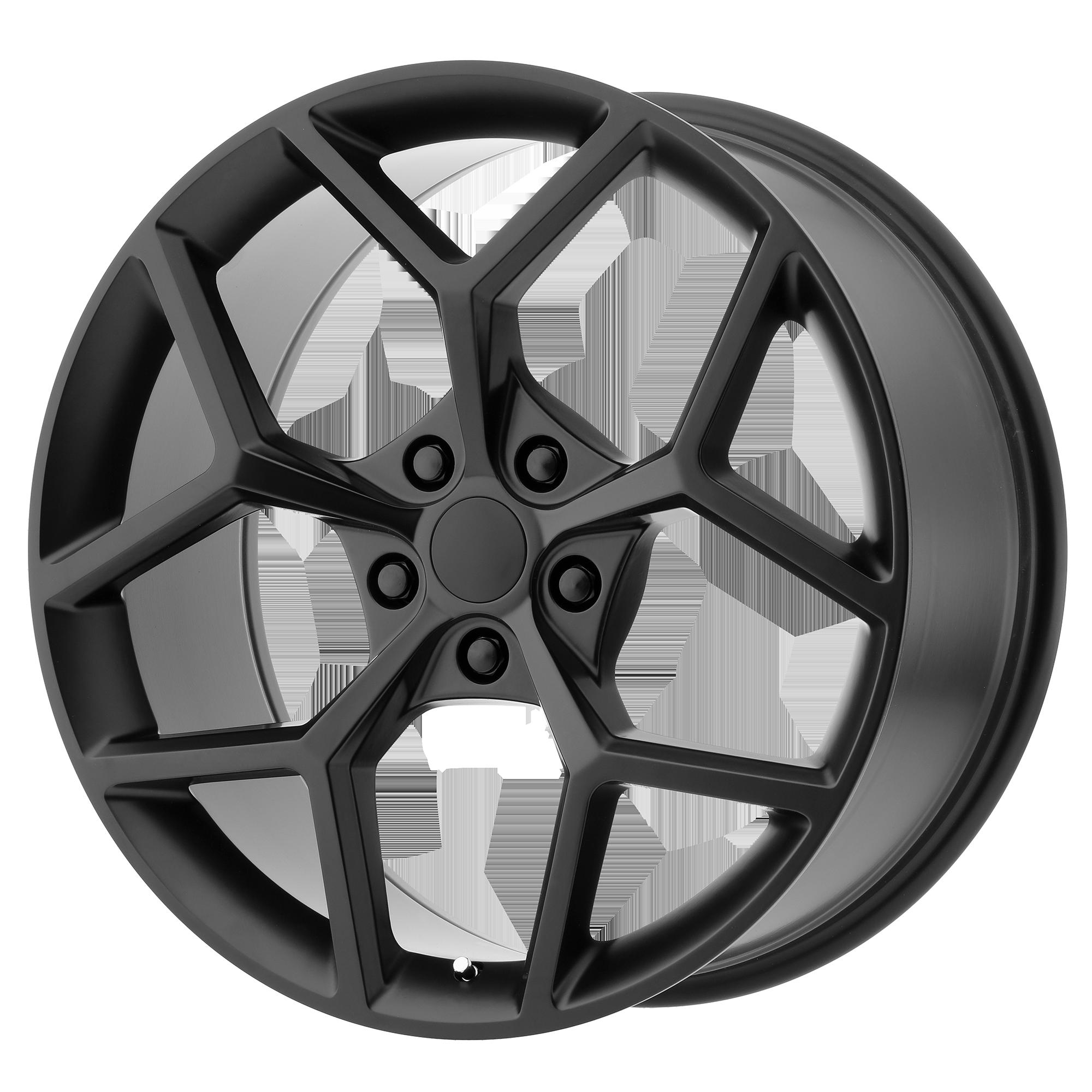 OE Creations Replica Wheels OE Creations PR126 Matte Black