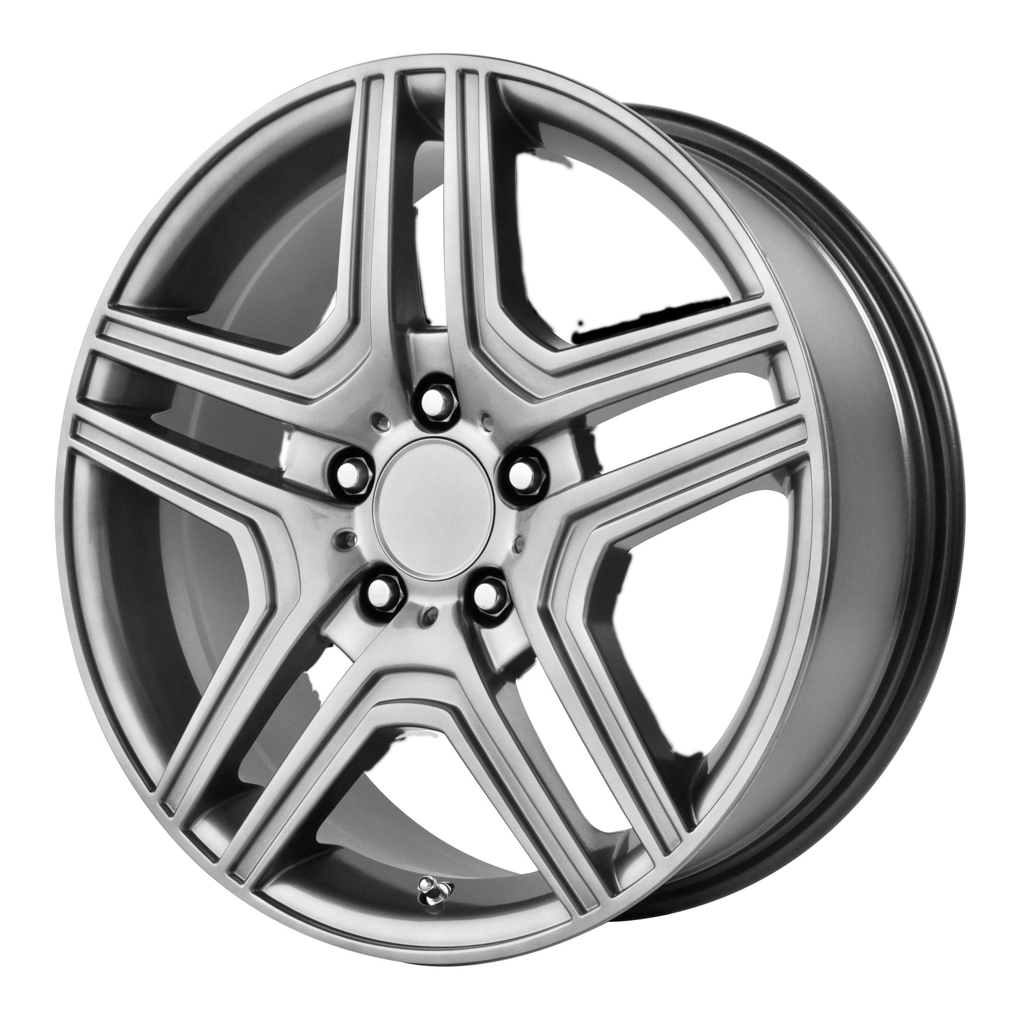 OE Creations Replica Wheels OE Creations 128C Hyper Silver
