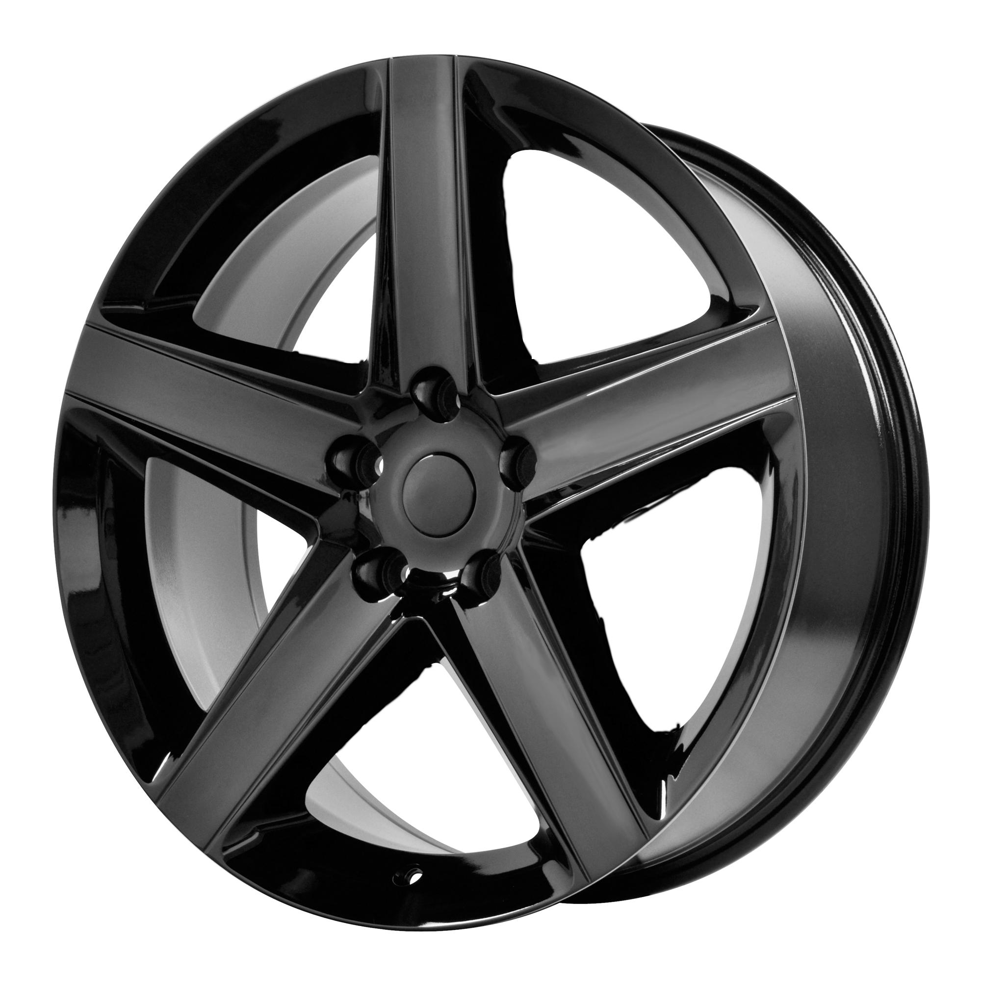 OE Creations Replica Wheels OE Creations 129C Gloss Black