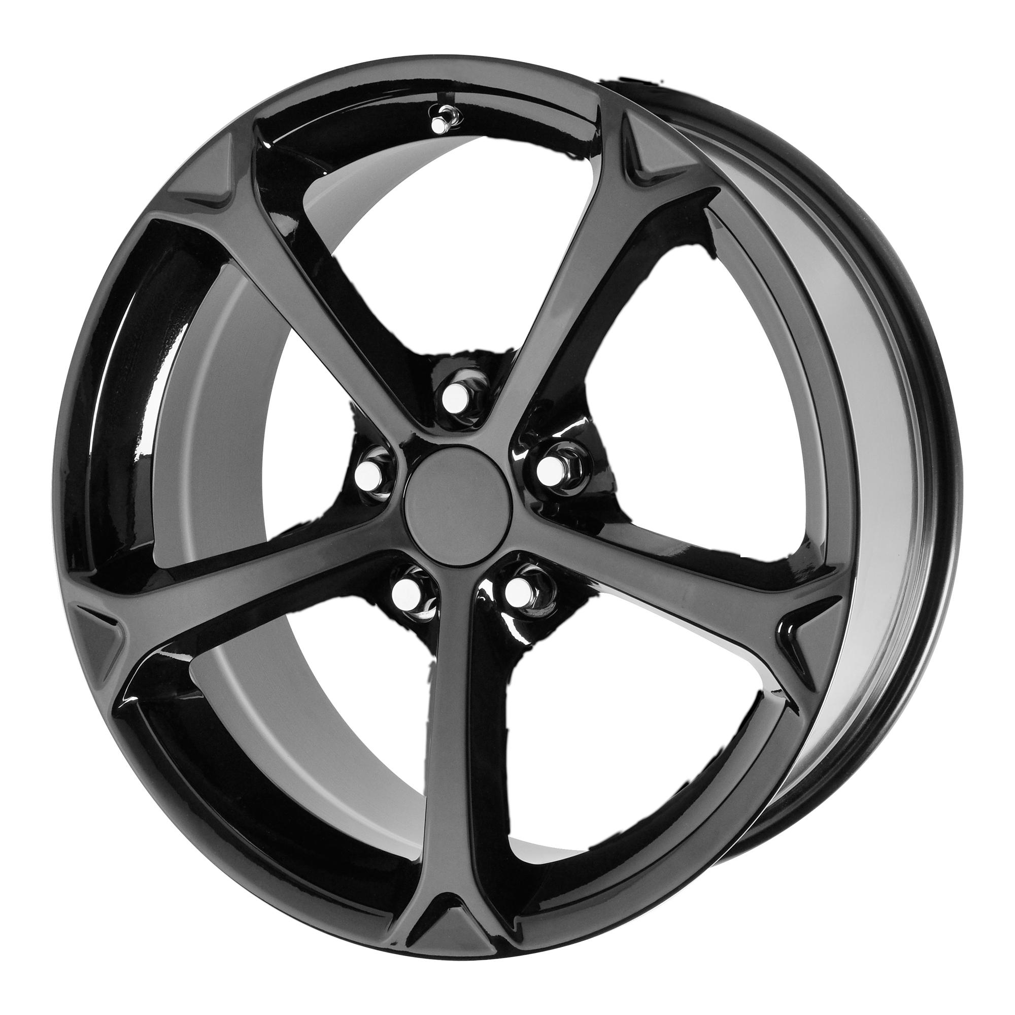 OE Creations Replica Wheels OE Creations 130C Gloss Black