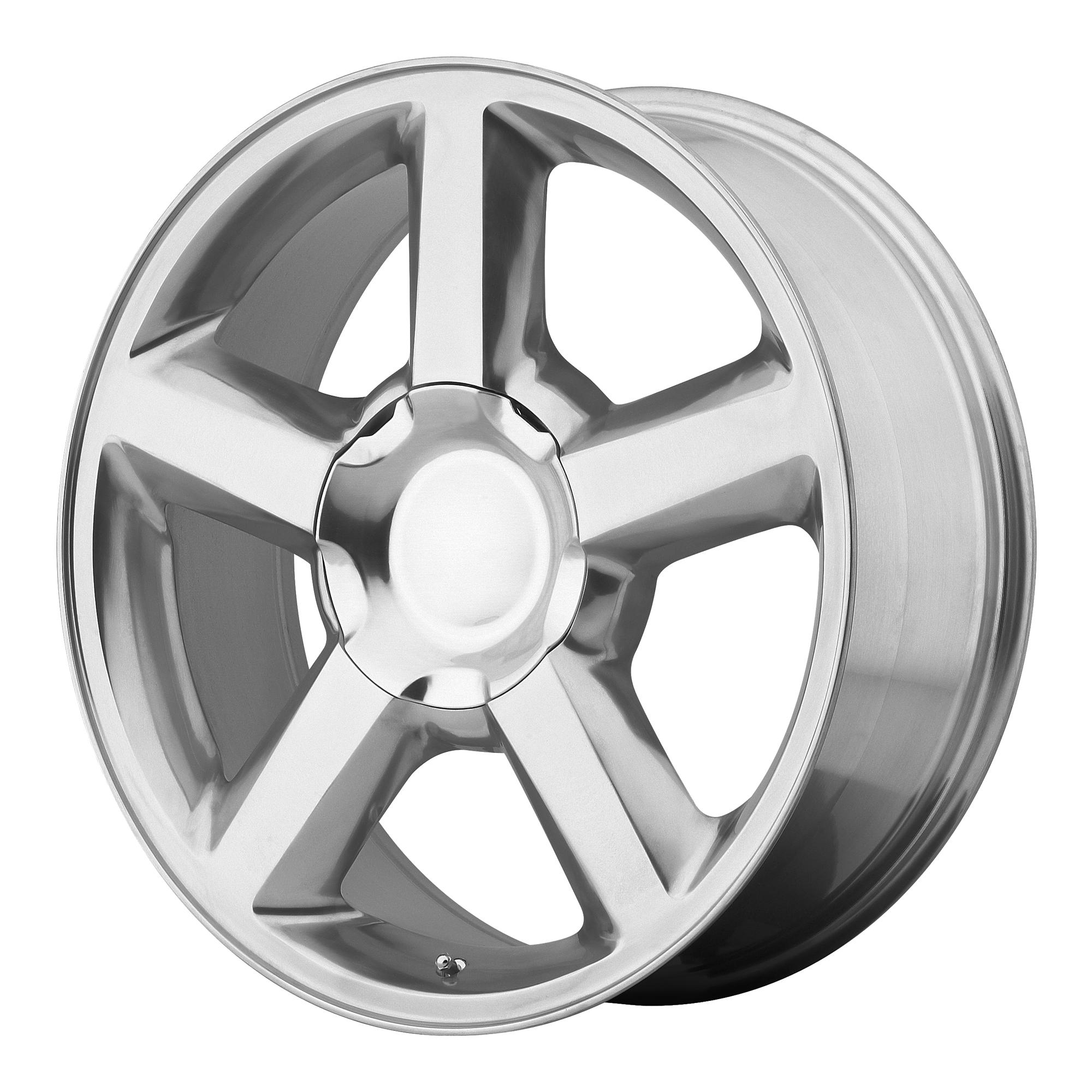 OE Creations Replica Wheels OE Creations 131C Polished w/ Clear Coat