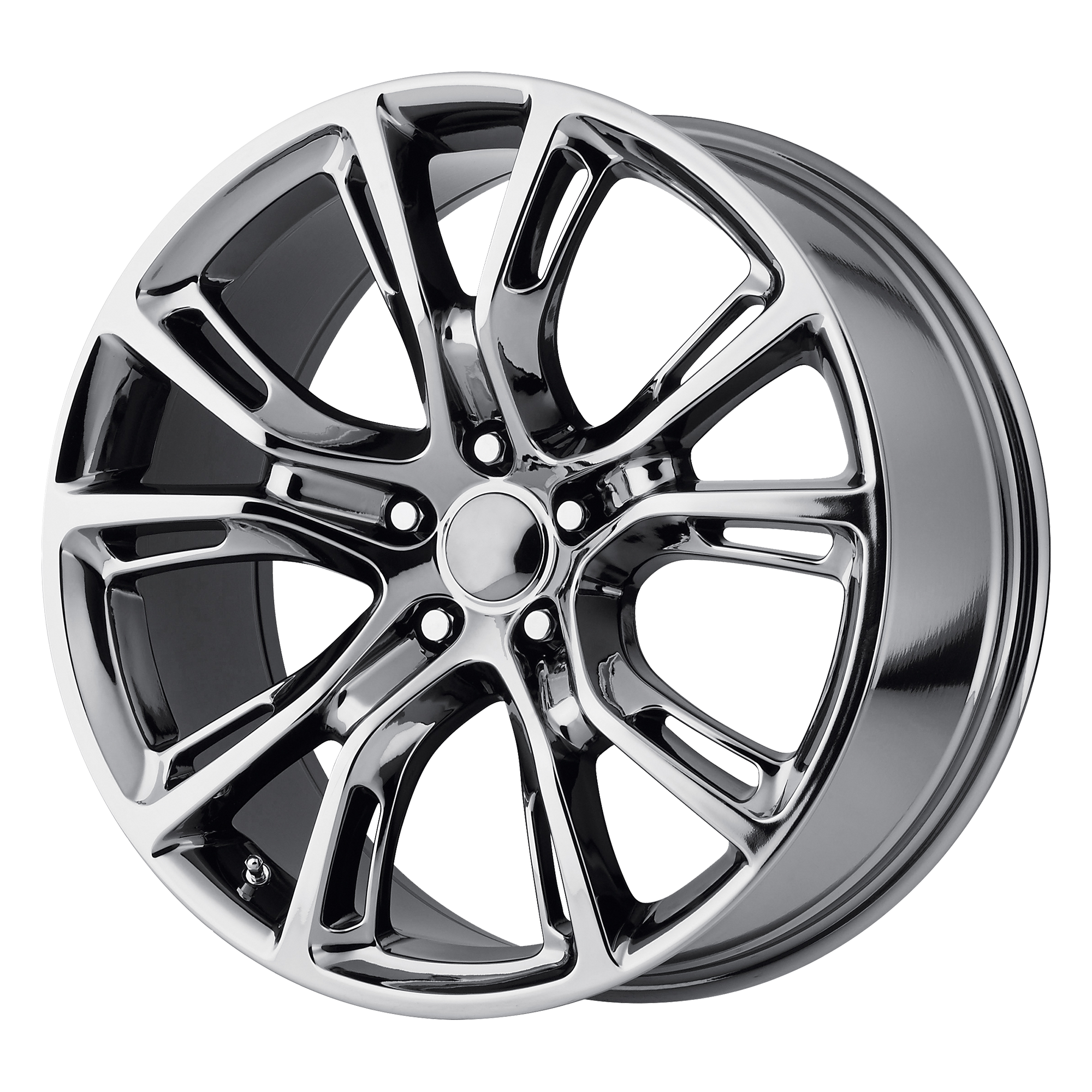 OE Creations Replica Wheels OE Creations PR137 PVD Black Chrome