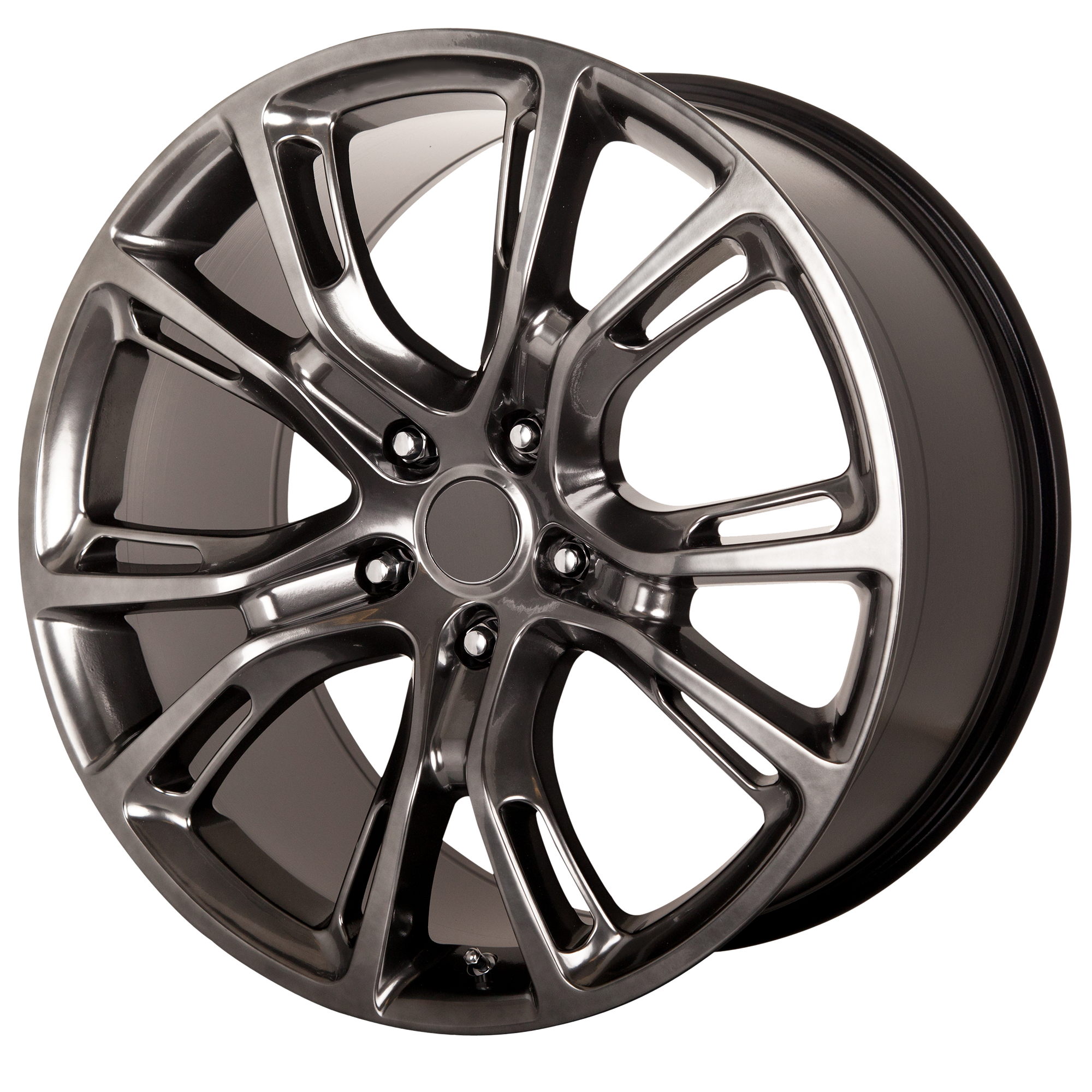 OE Creations Replica Wheels OE Creations PR137 Hyper Black