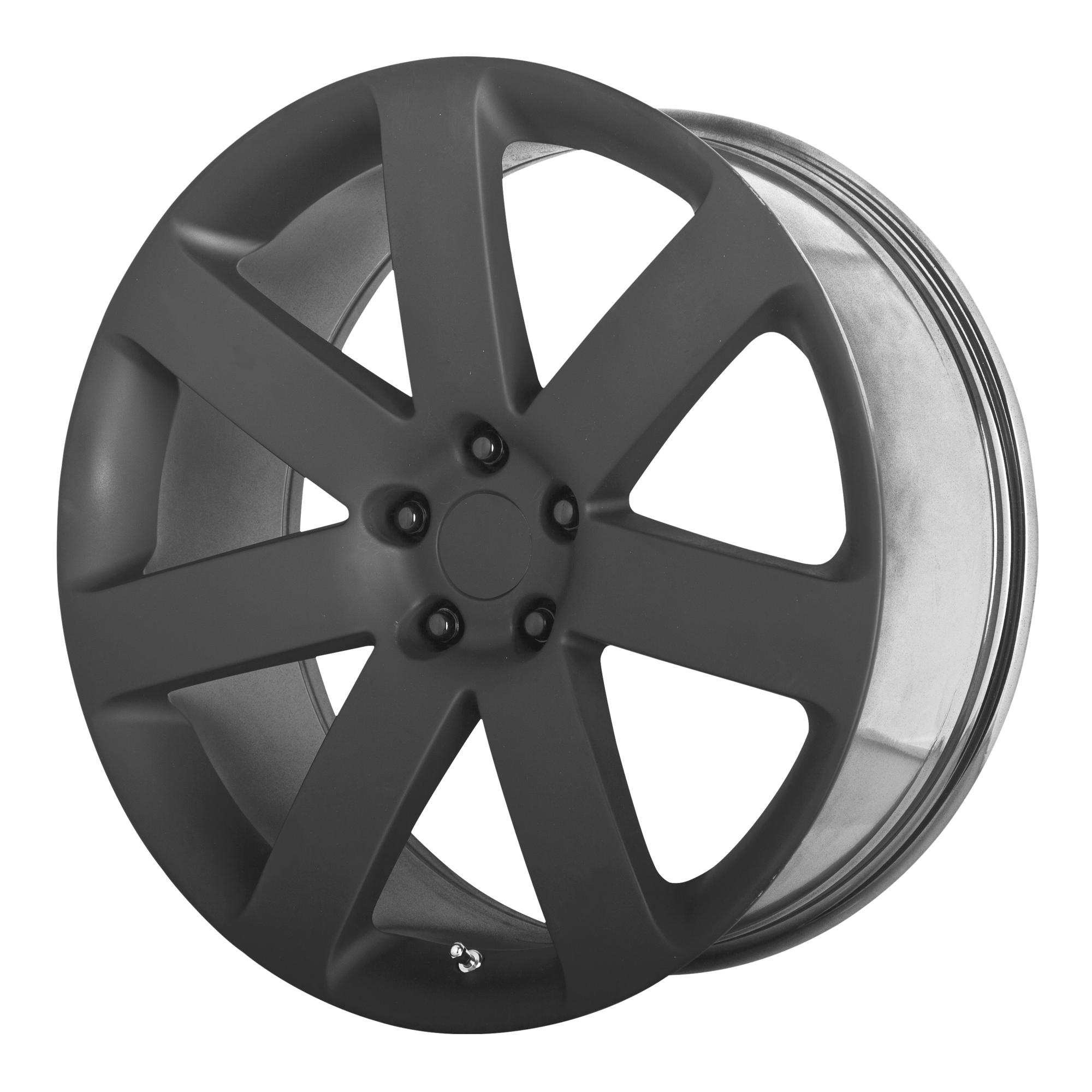 OE Creations Replica Wheels OE Creations PR138 Matte Black