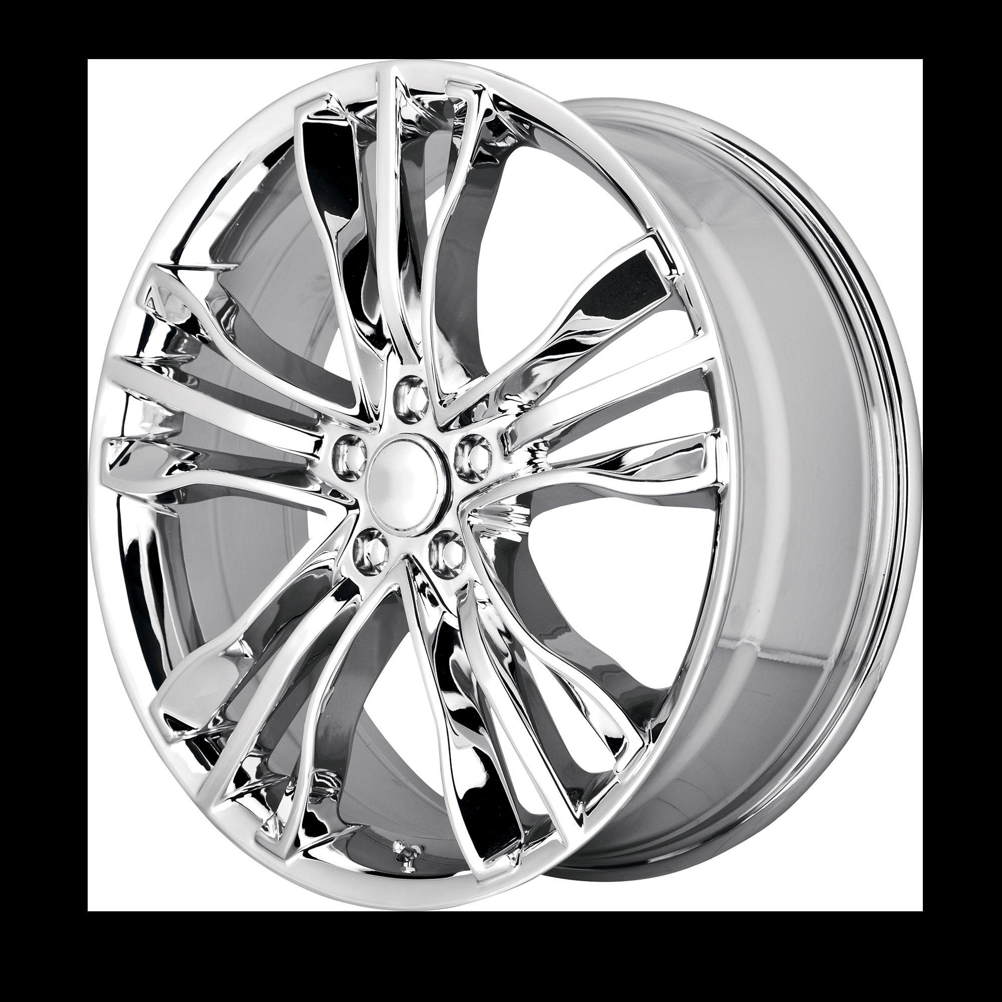 OE Creations Replica Wheels OE Creations PR142 Chrome