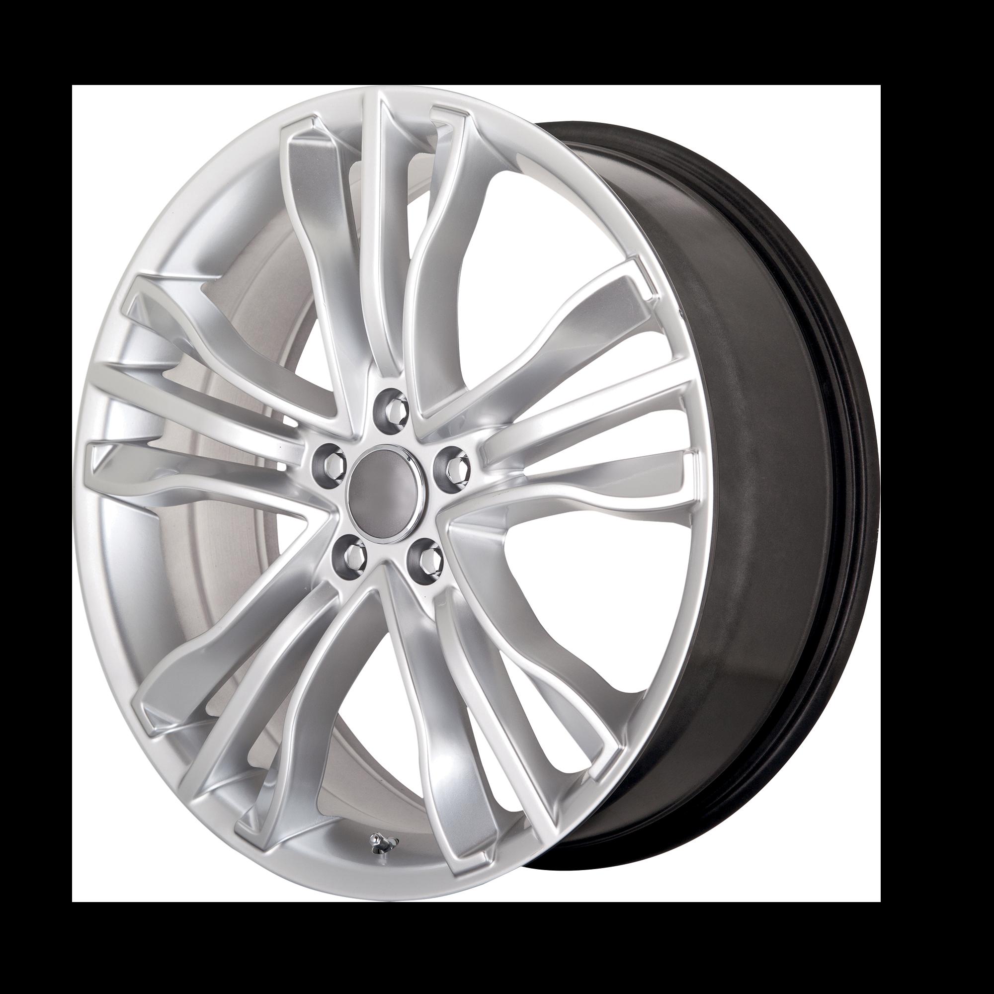 OE Creations Replica Wheels OE Creations PR142 Hyper Silver