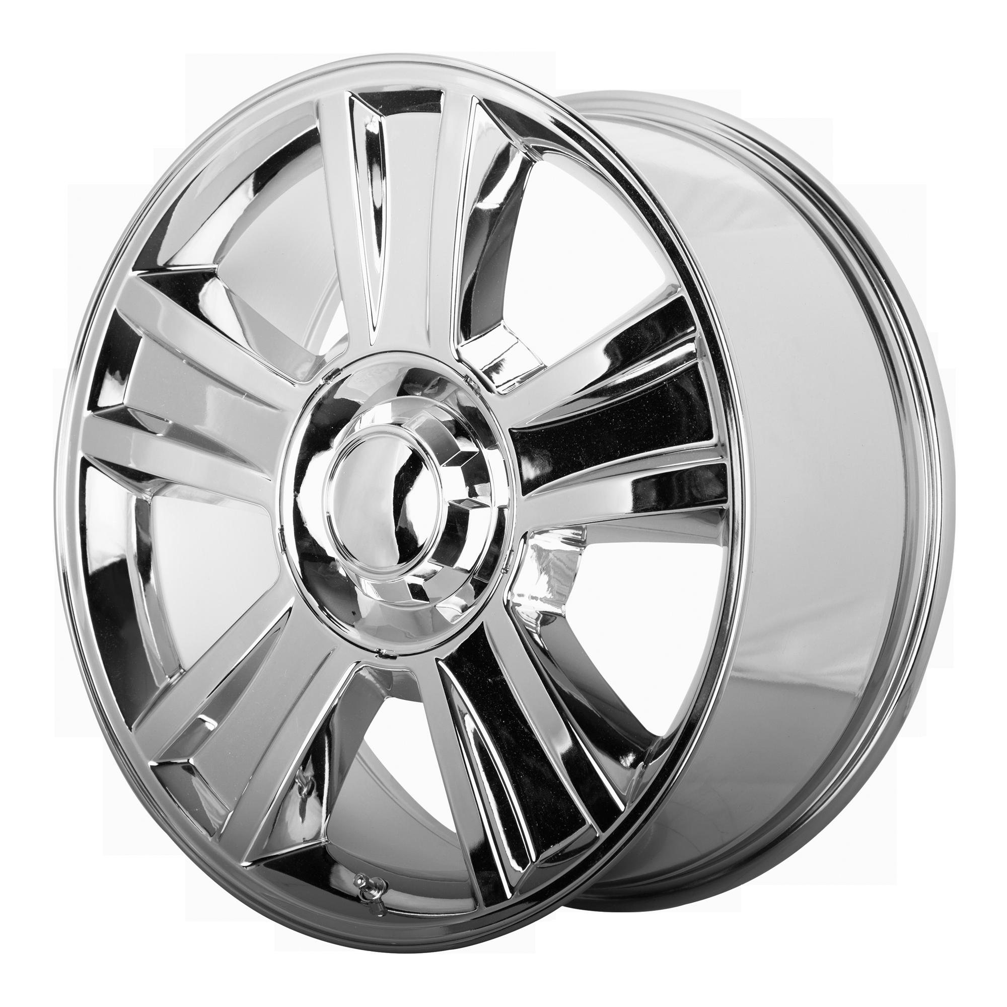 OE Creations Replica Wheels OE Creations PR143 Chrome