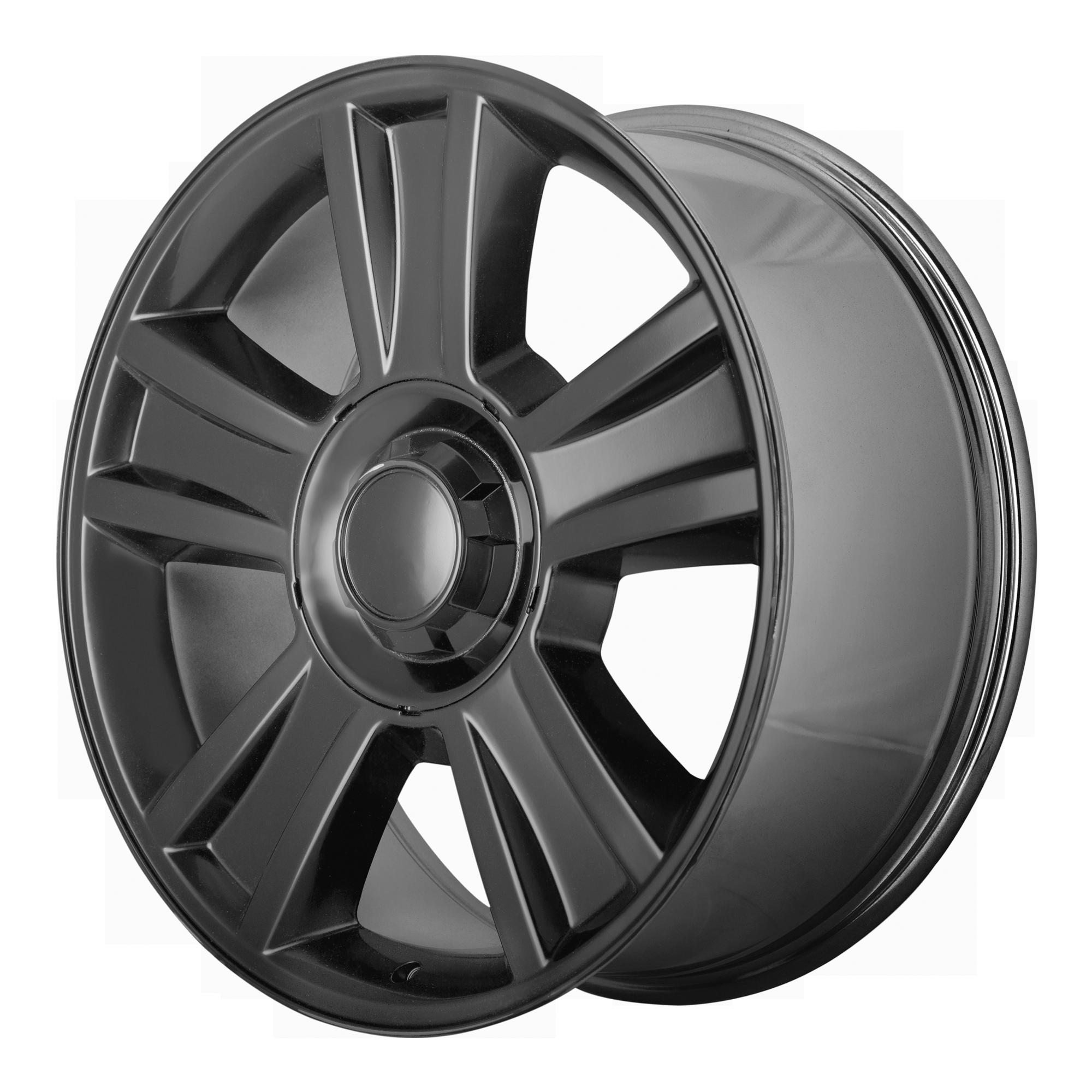 OE Creations Replica Wheels OE Creations PR143 Gloss Black