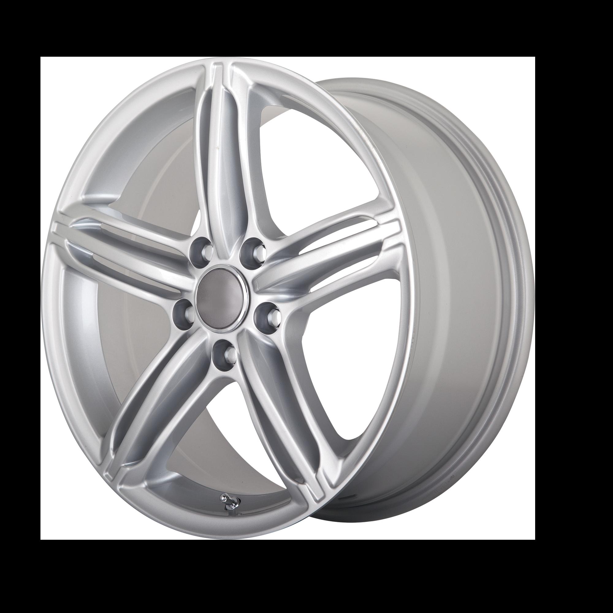 OE Creations Replica Wheels OE Creations PR145 Hyper Silver