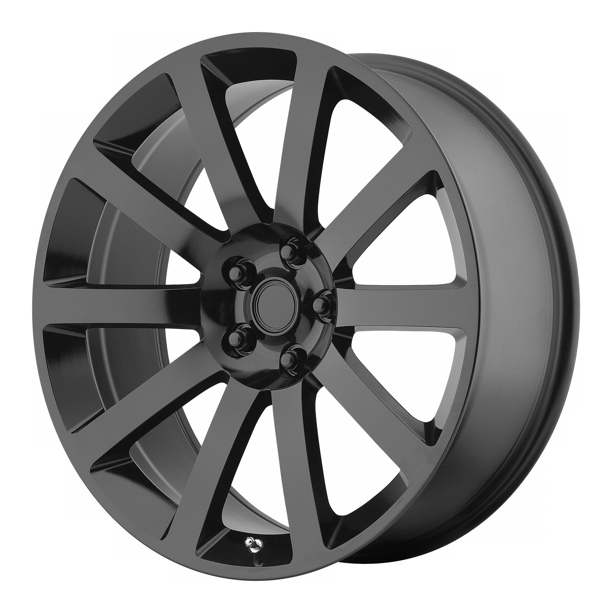 OE Creations Replica Wheels OE Creations PR146 Gloss Black