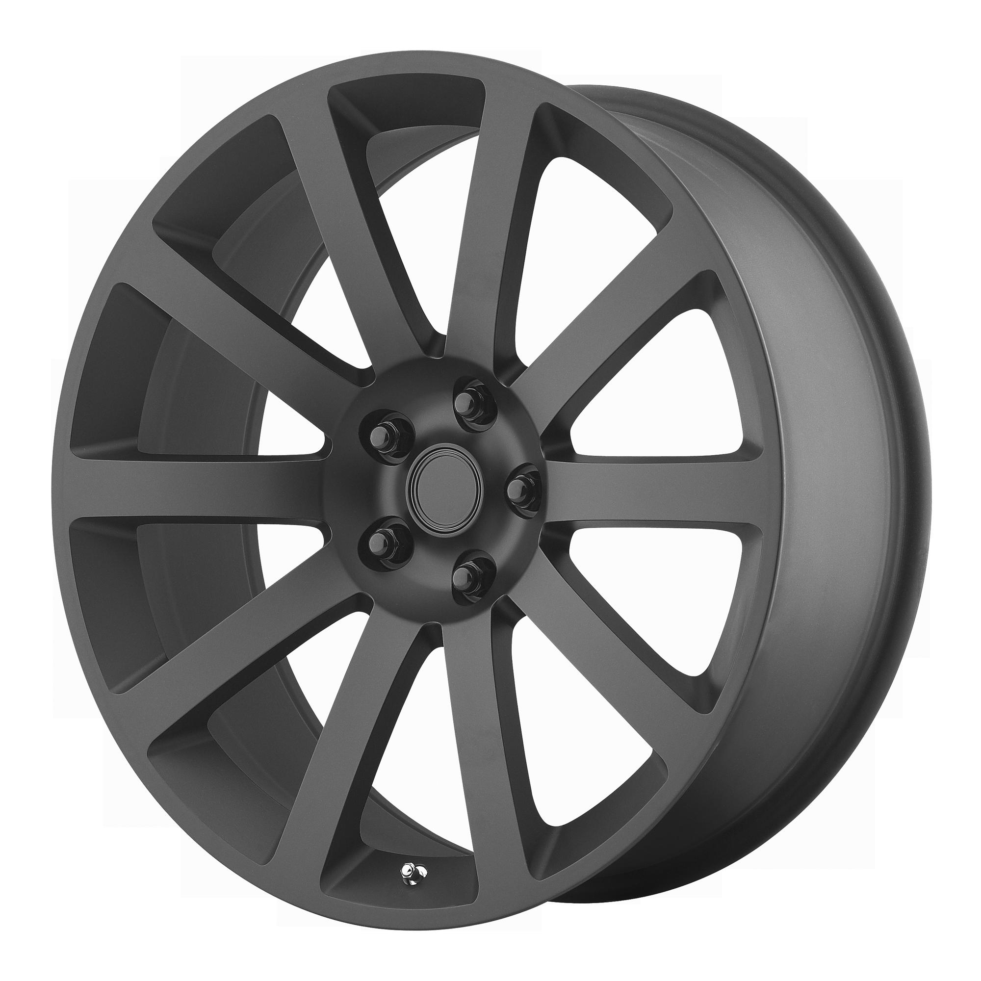 OE Creations Replica Wheels OE Creations PR146 Matte Black