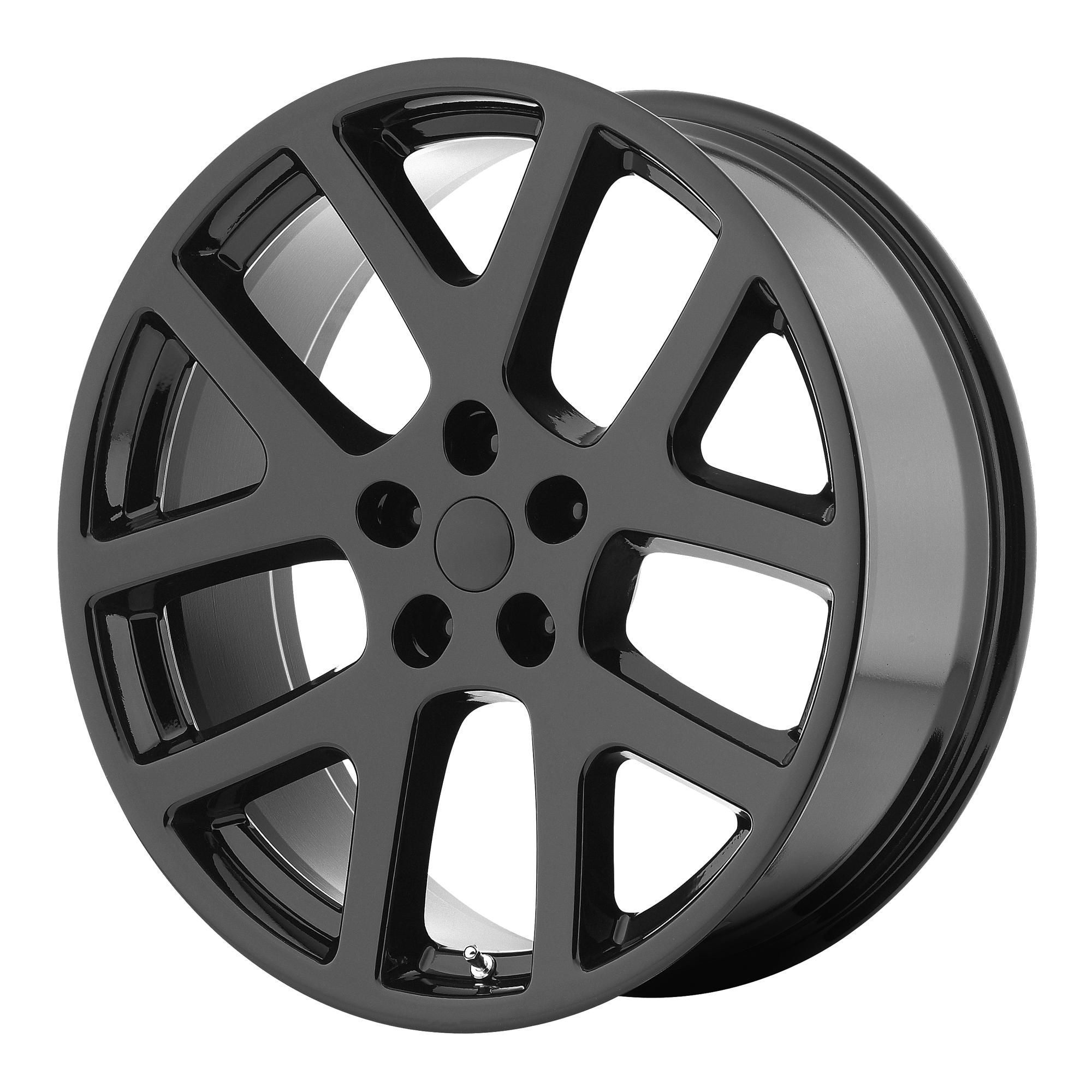 OE Creations Replica Wheels OE Creations PR149 Gloss Black w/ Clear Coat