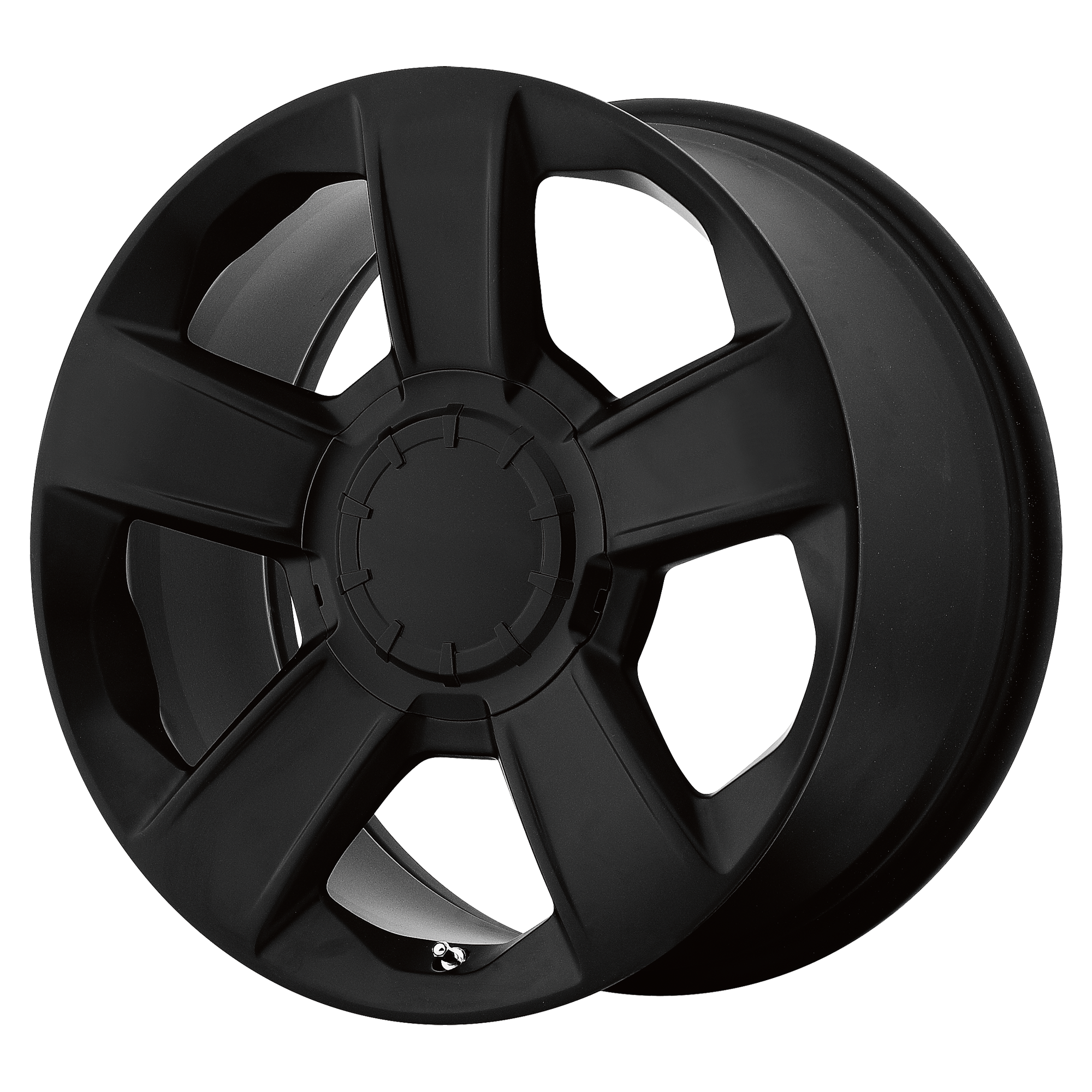 OE Creations Replica Wheels OE Creations PR152 Satin Black