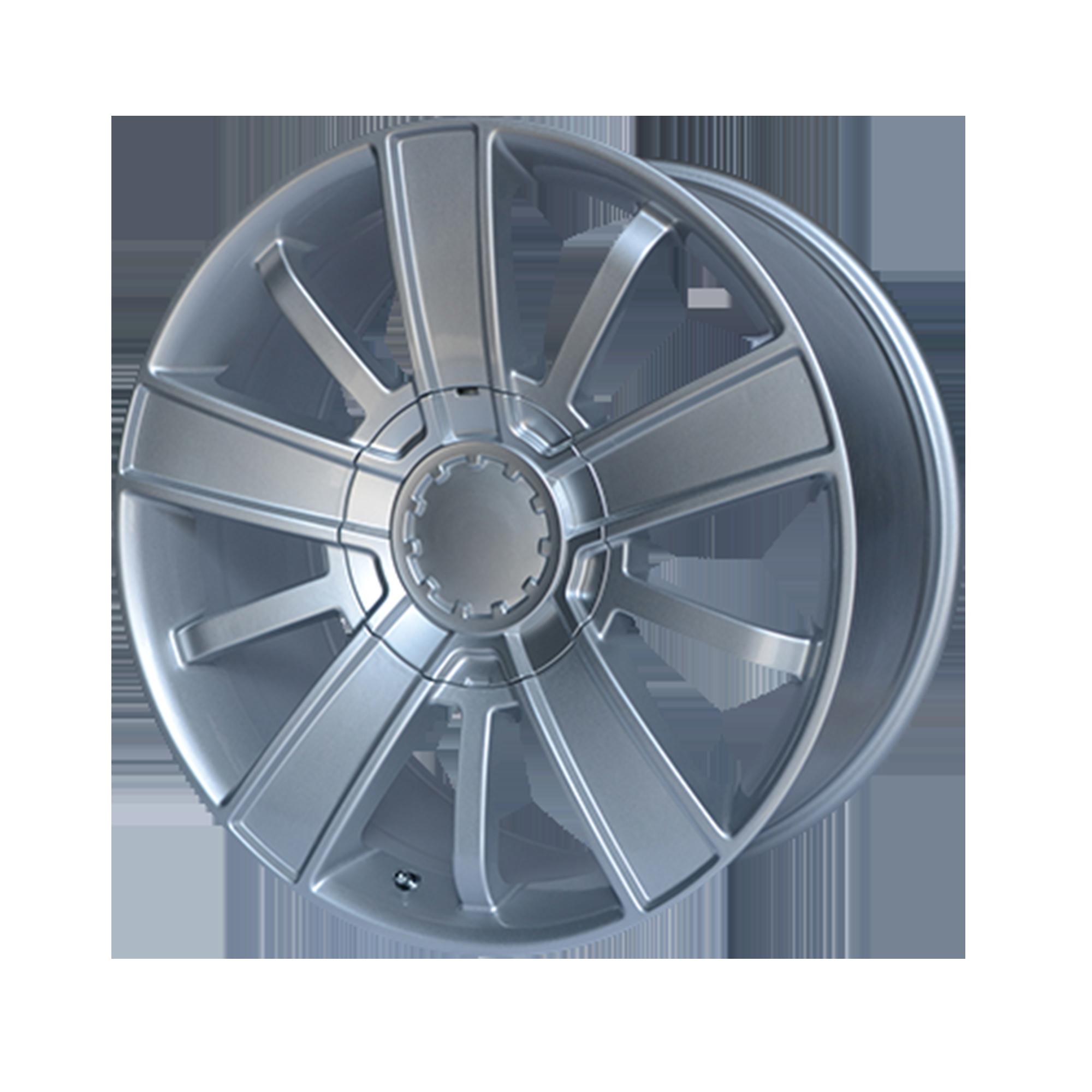 OE Creations Replica Wheels OE Creations PR153 Silver