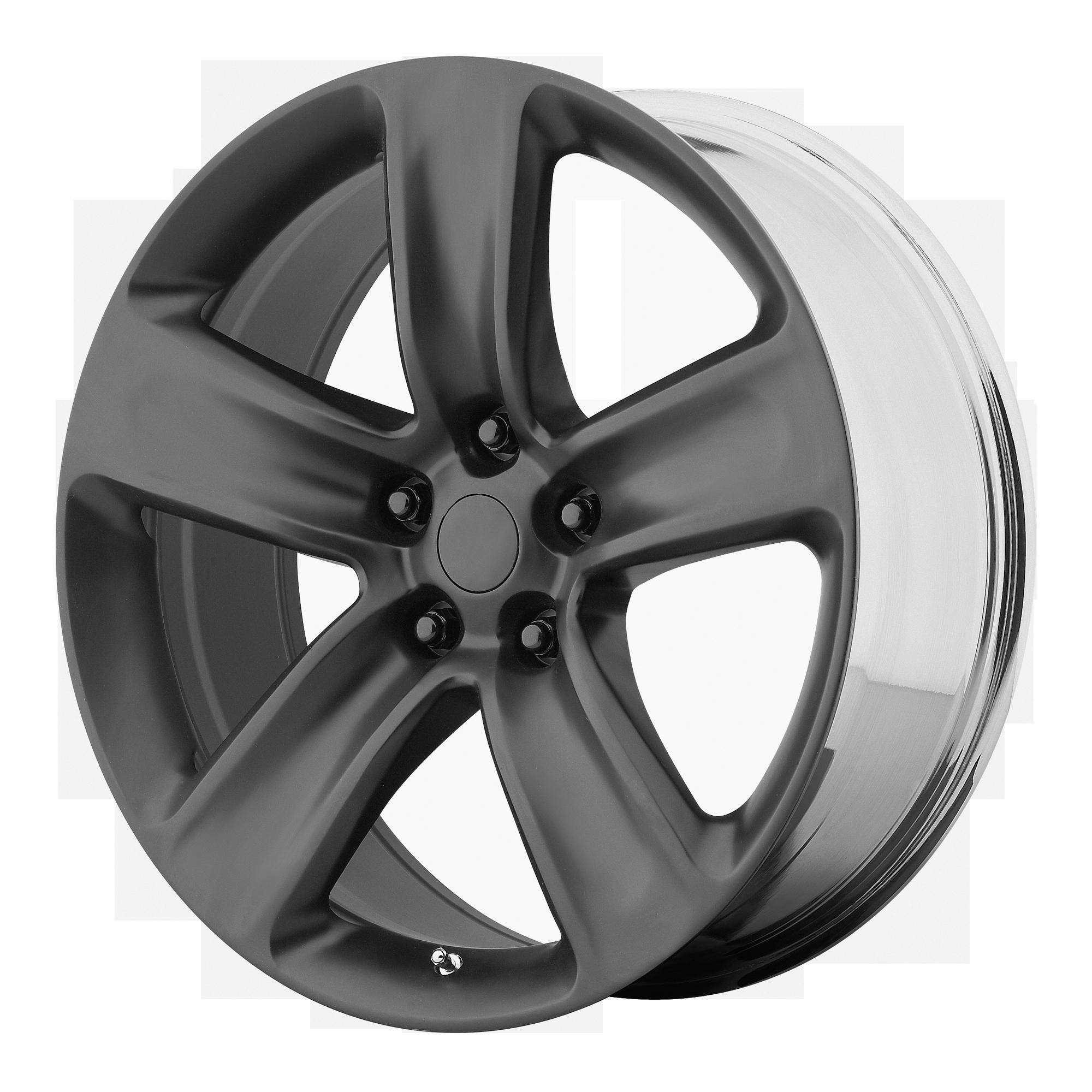OE Creations Replica Wheels OE Creations PR154 Satin Black