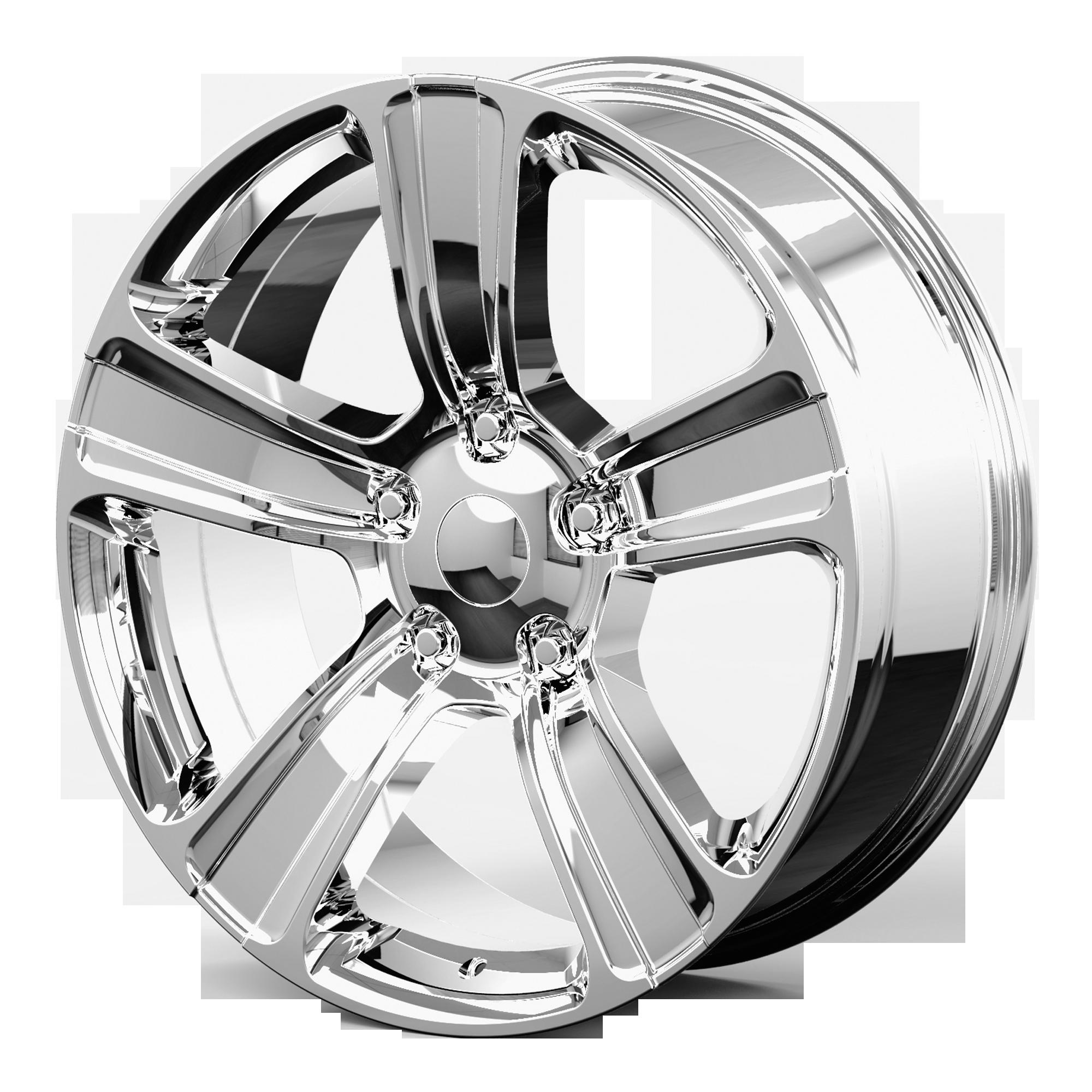 OE Creations Replica Wheels OE Creations PR155 Chrome