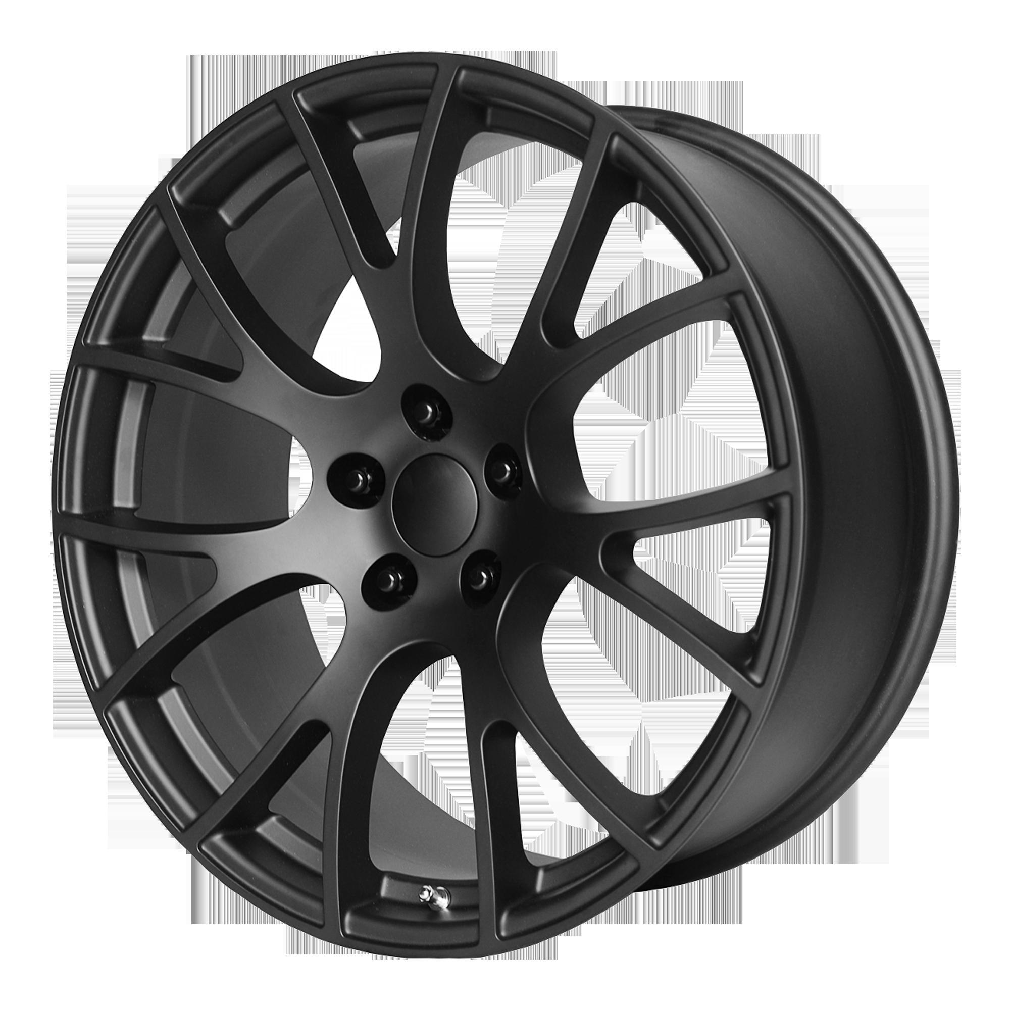 OE Creations Replica Wheels OE Creations PR161 Matte Black