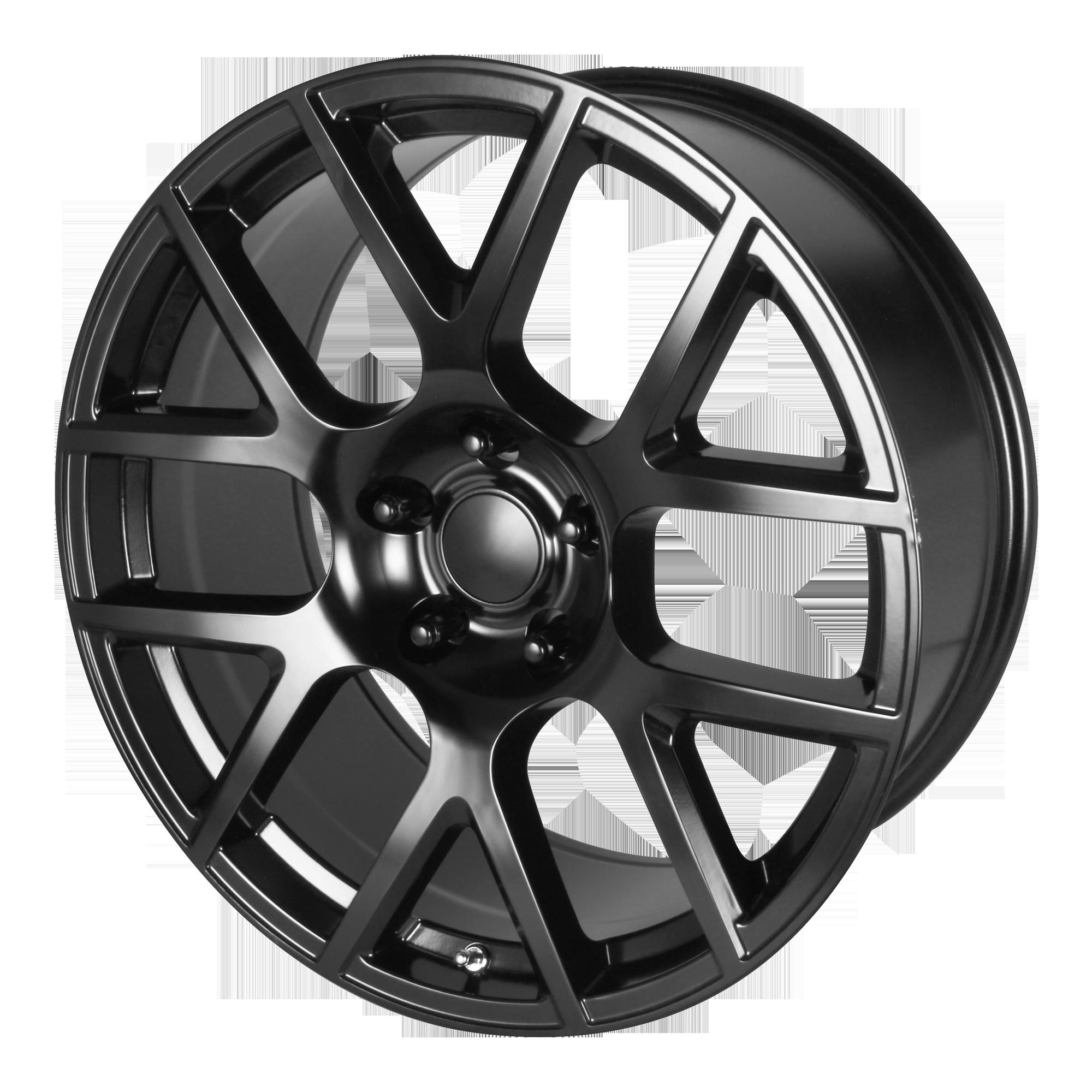 OE Creations Replica Wheels OE Creations PR163 Satin Black