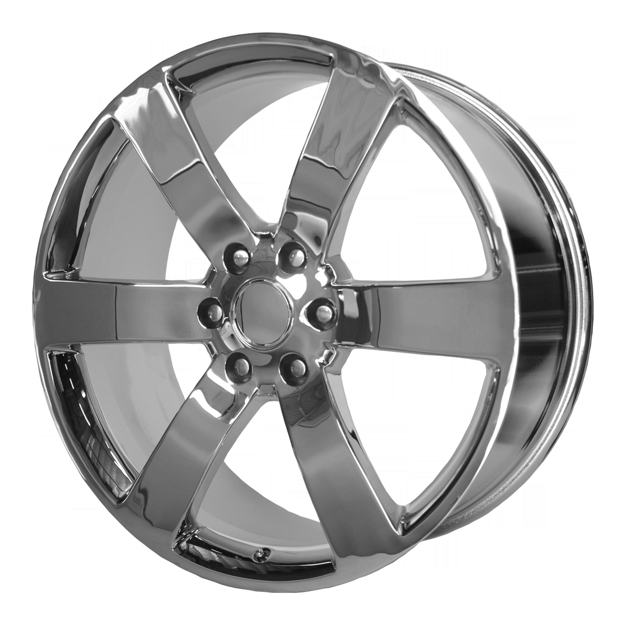 OE Creations Replica Wheels OE Creations PR165 Chrome