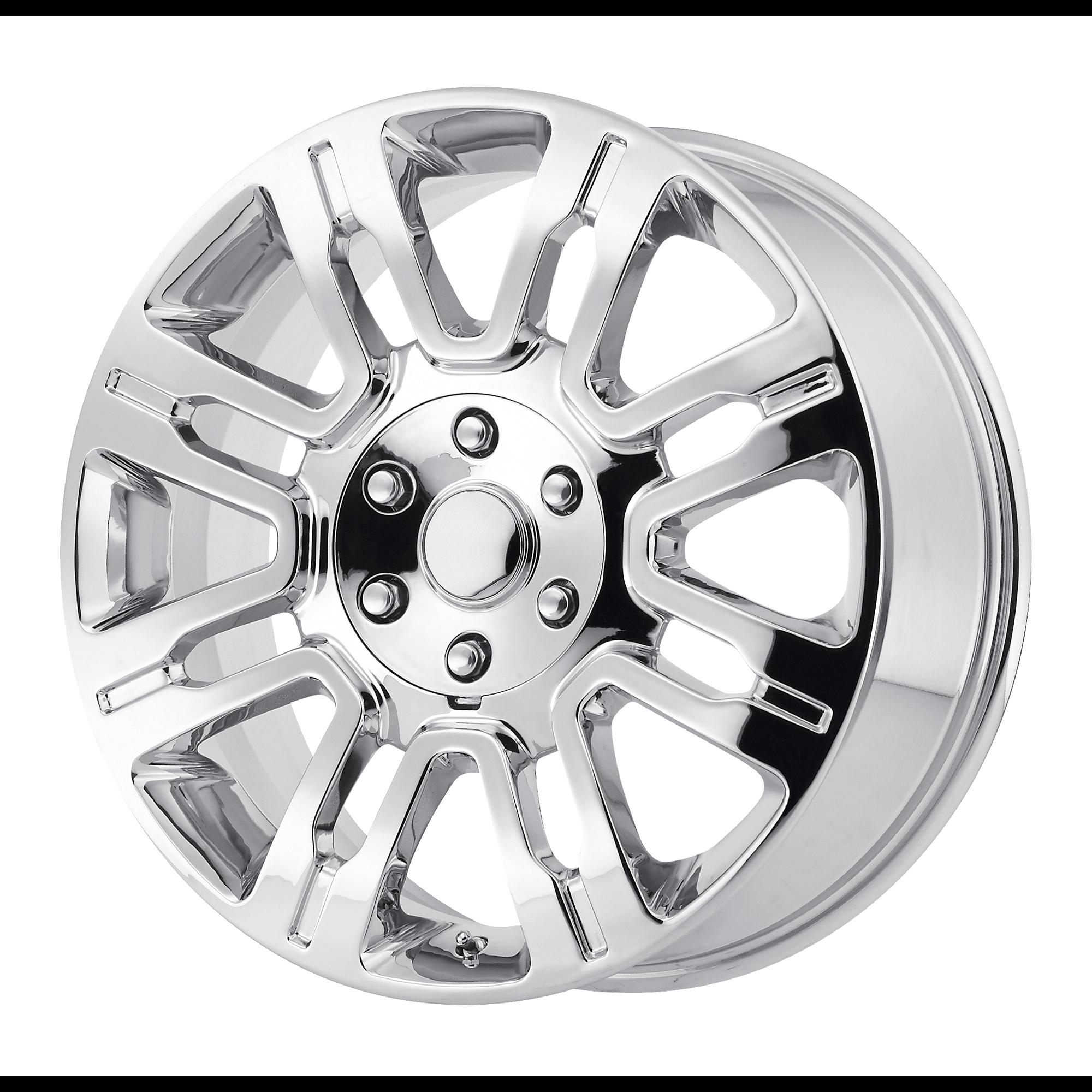 OE Creations Replica Wheels OE Creations PR167 Chrome