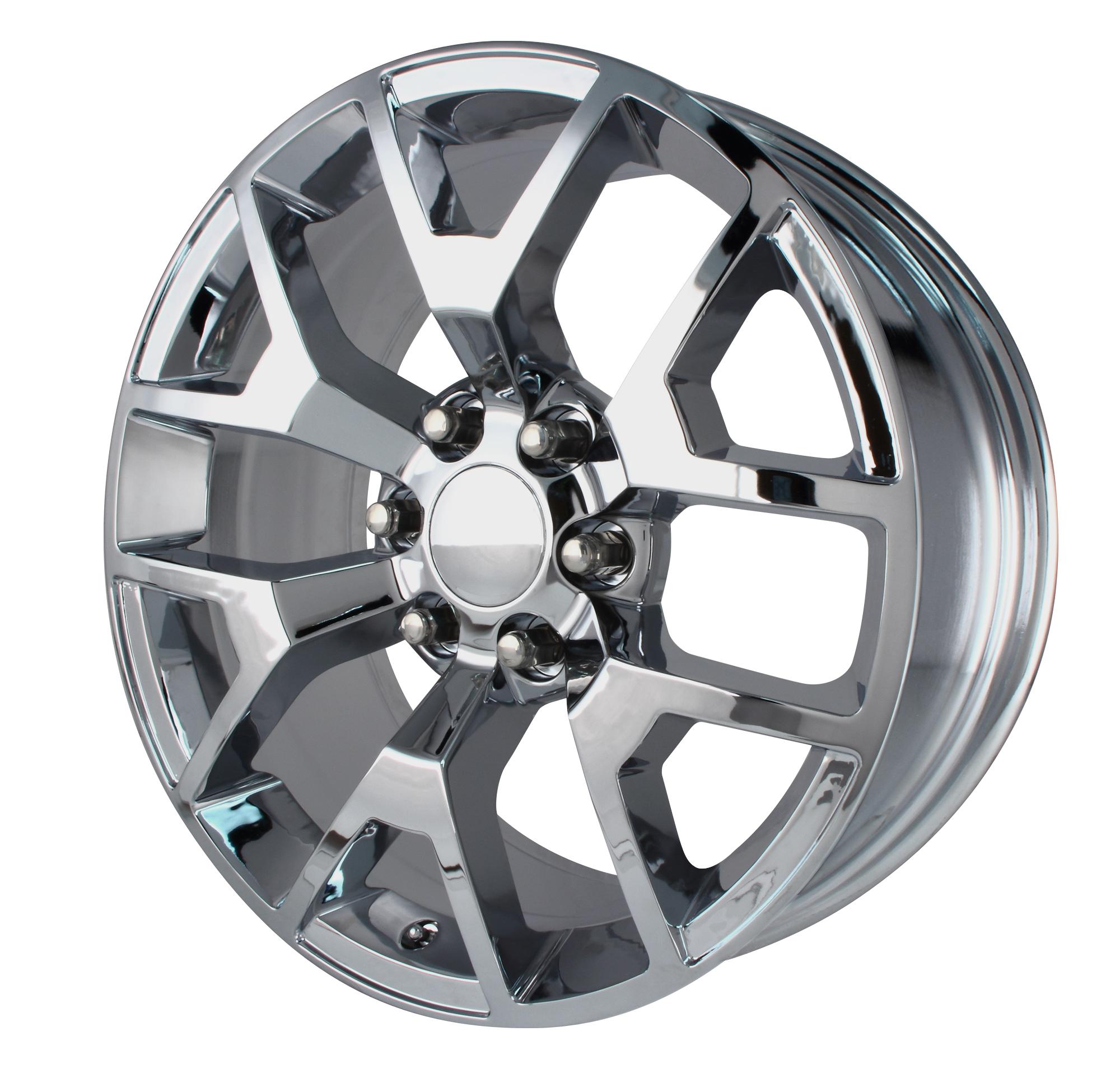 OE Creations Replica Wheels OE Creations PR169 Chrome