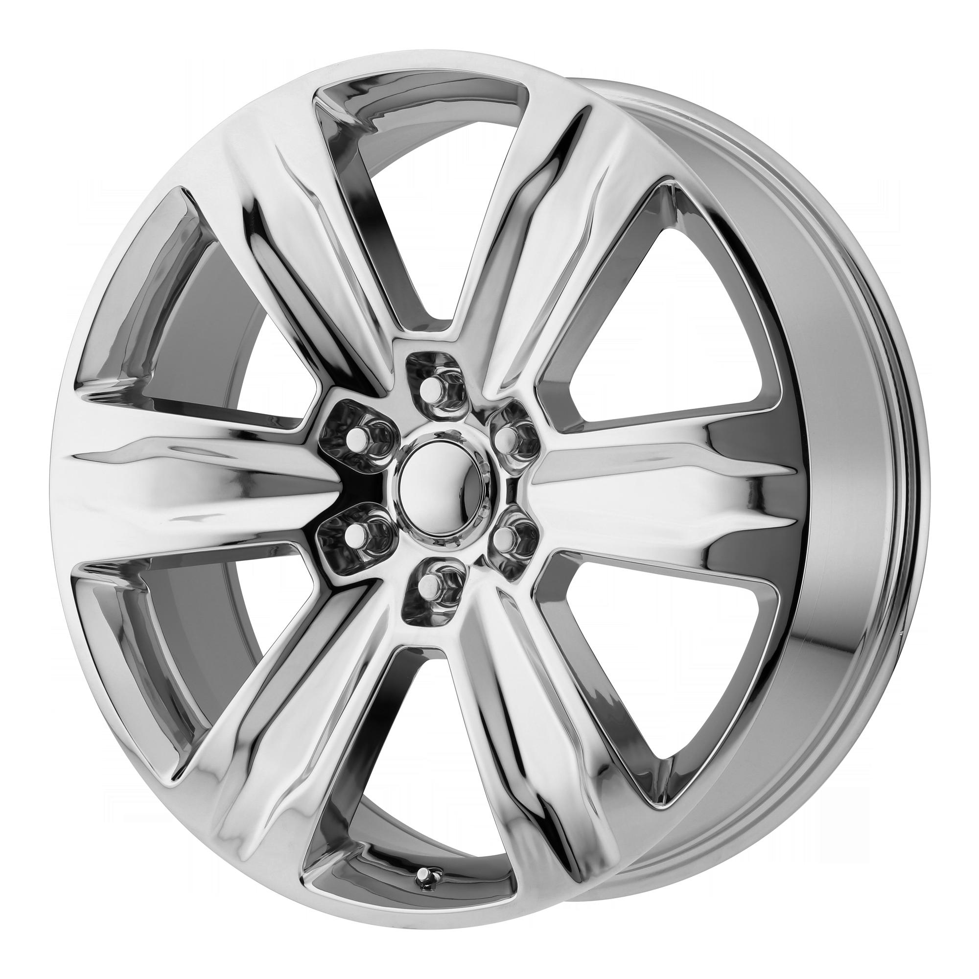 OE Creations Replica Wheels OE Creations PR172 Chrome