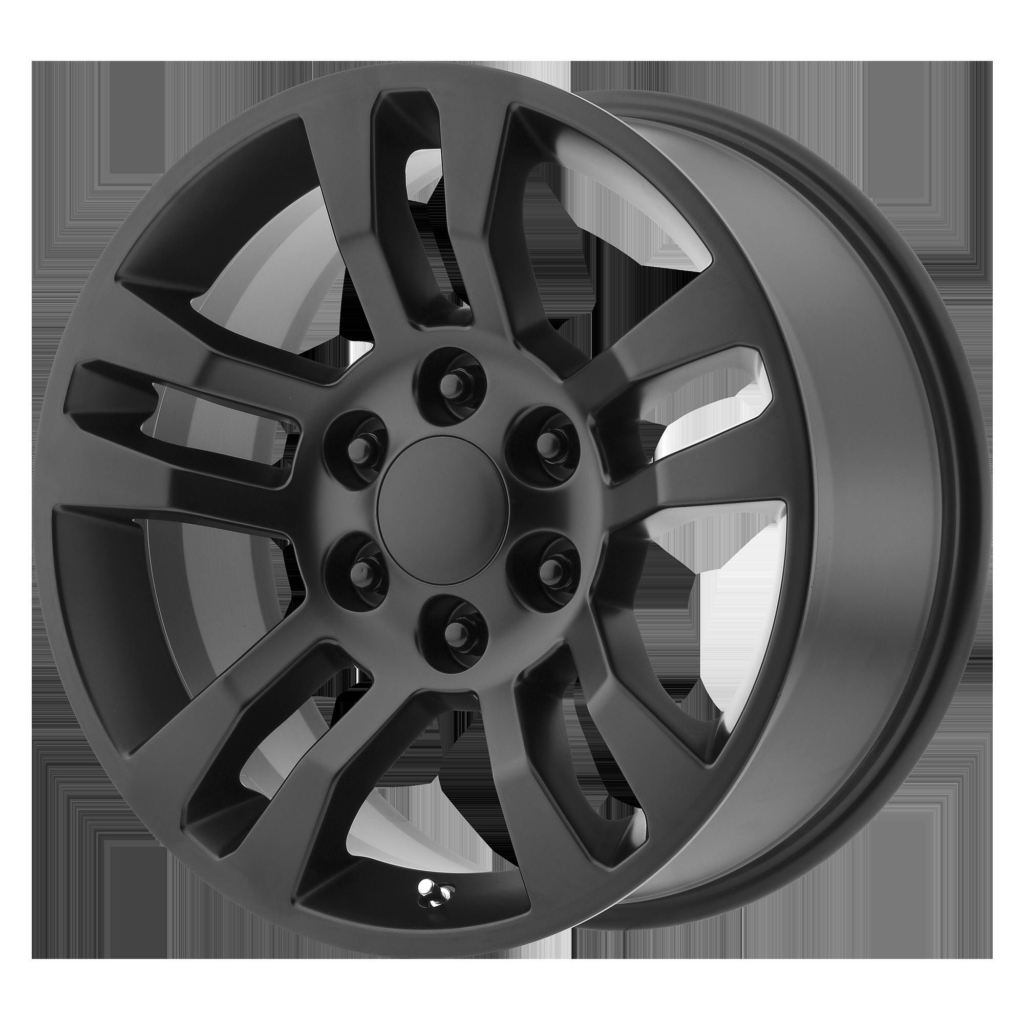 OE Creations Replica Wheels OE Creations PR175 Satin Black
