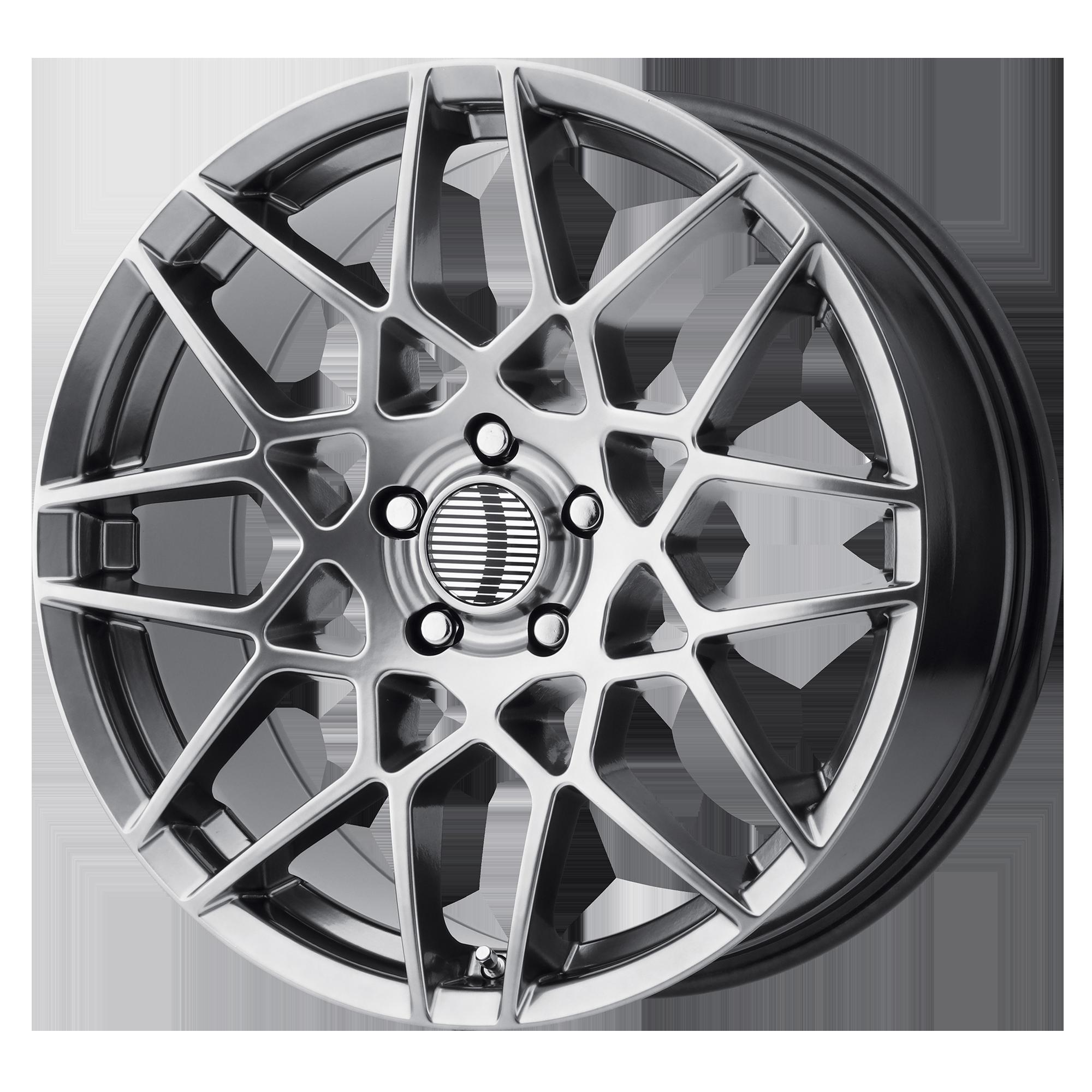 OE Creations Replica Wheels OE Creations PR178 Hyper Silver