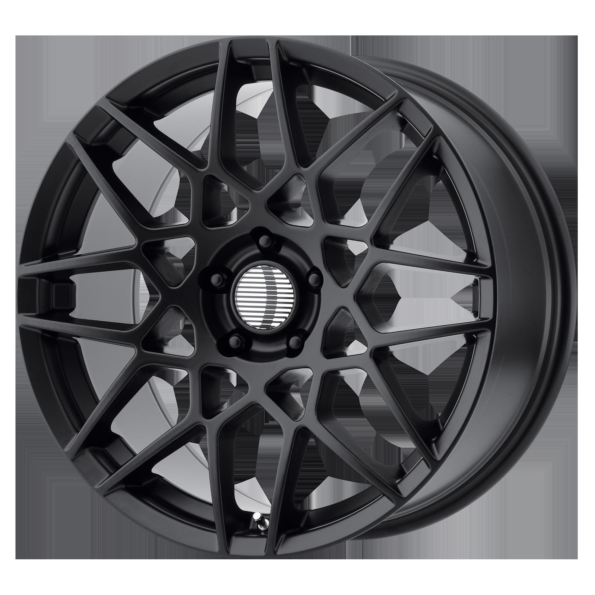 OE Creations Replica Wheels OE Creations PR178 Satin Black