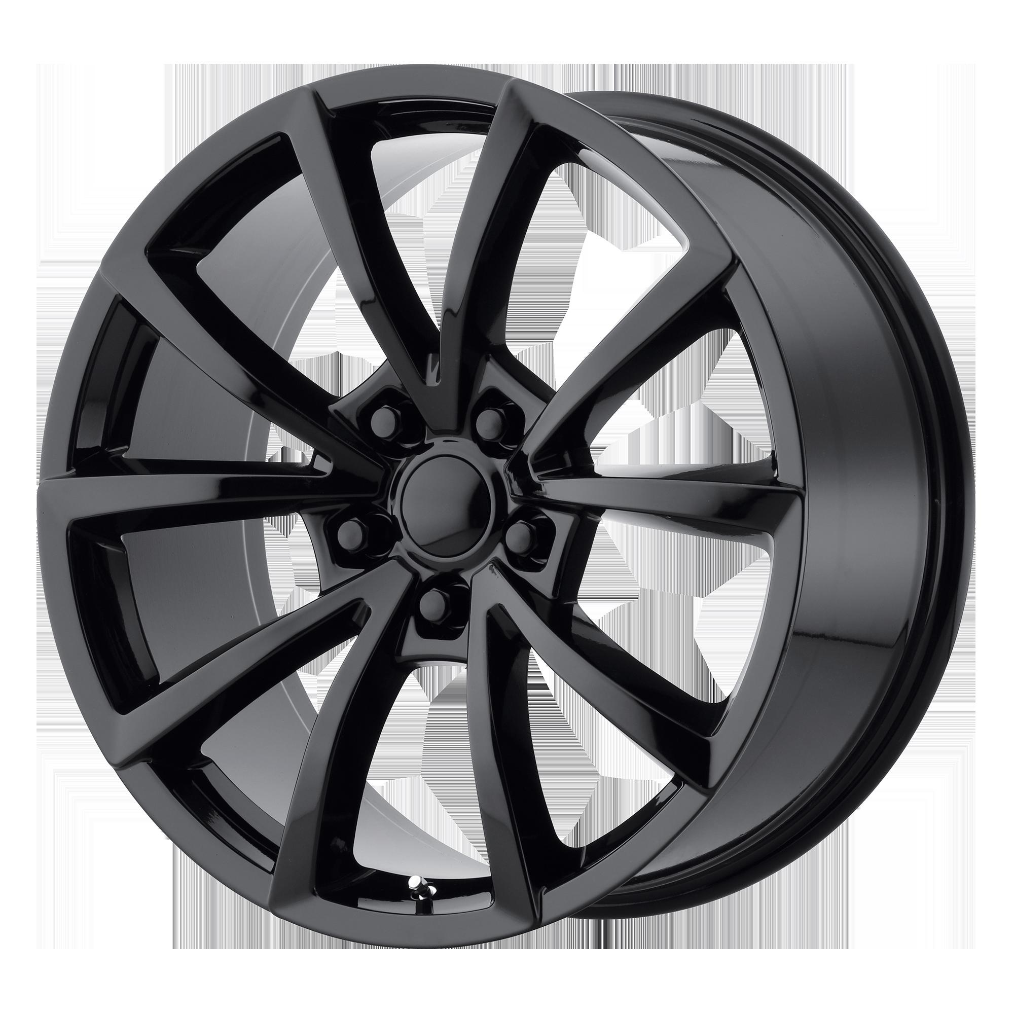 OE Creations Replica Wheels OE Creations PR184 Gloss Black