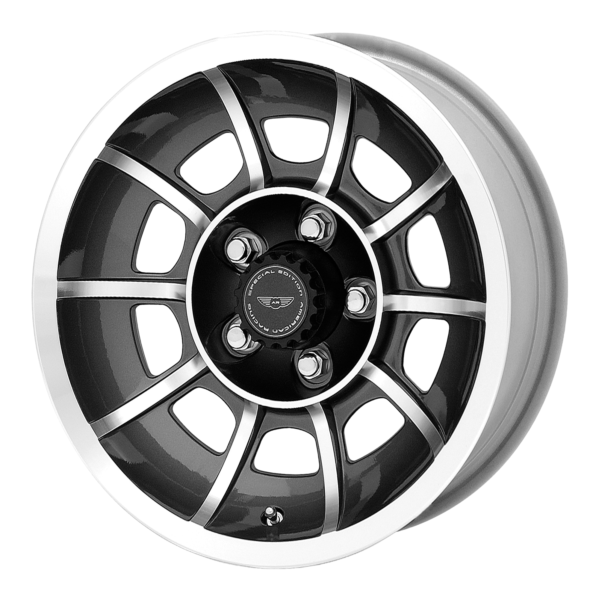 American Racing Wheels VN47 VECTOR Machined