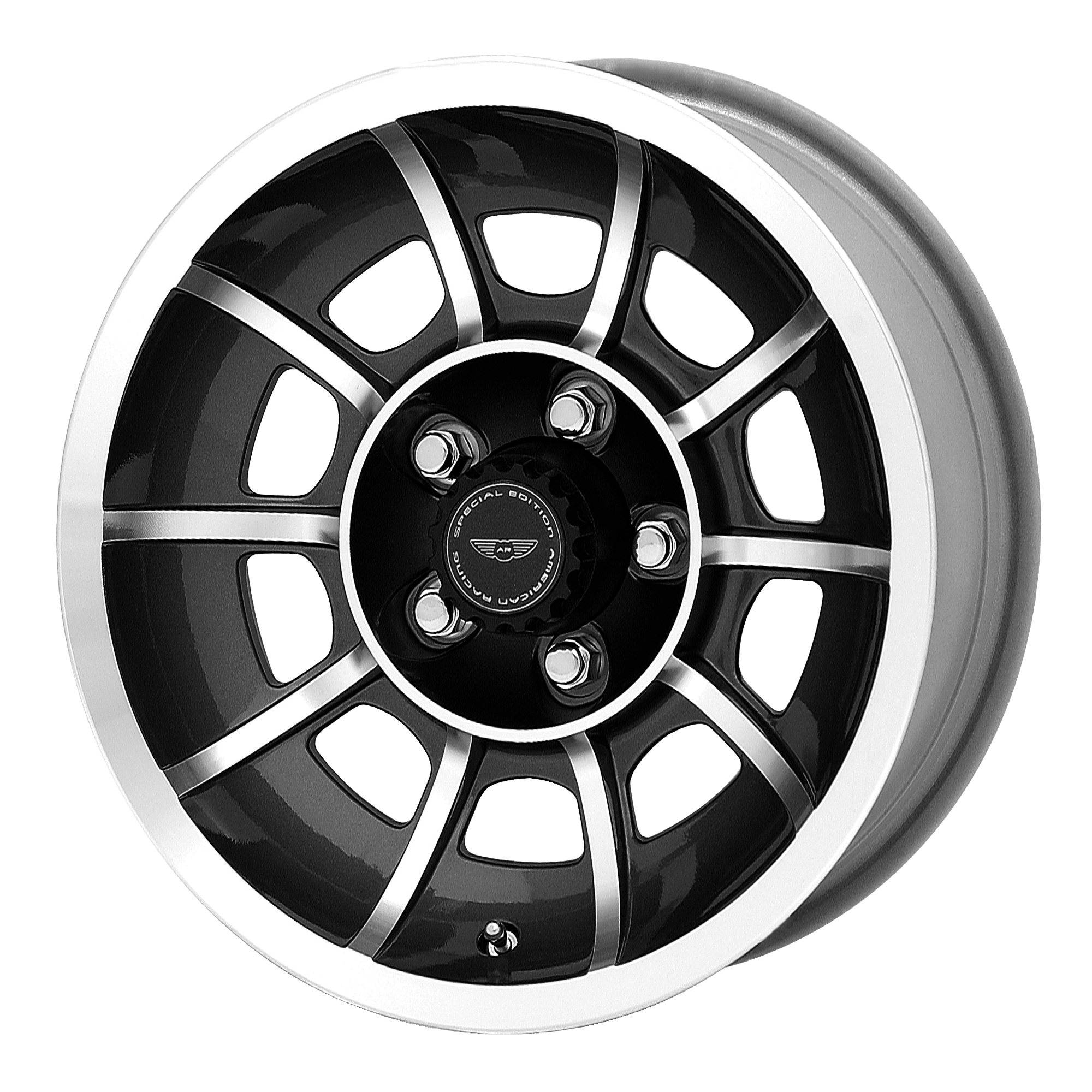 American Racing Wheels VN47 VECTOR Black