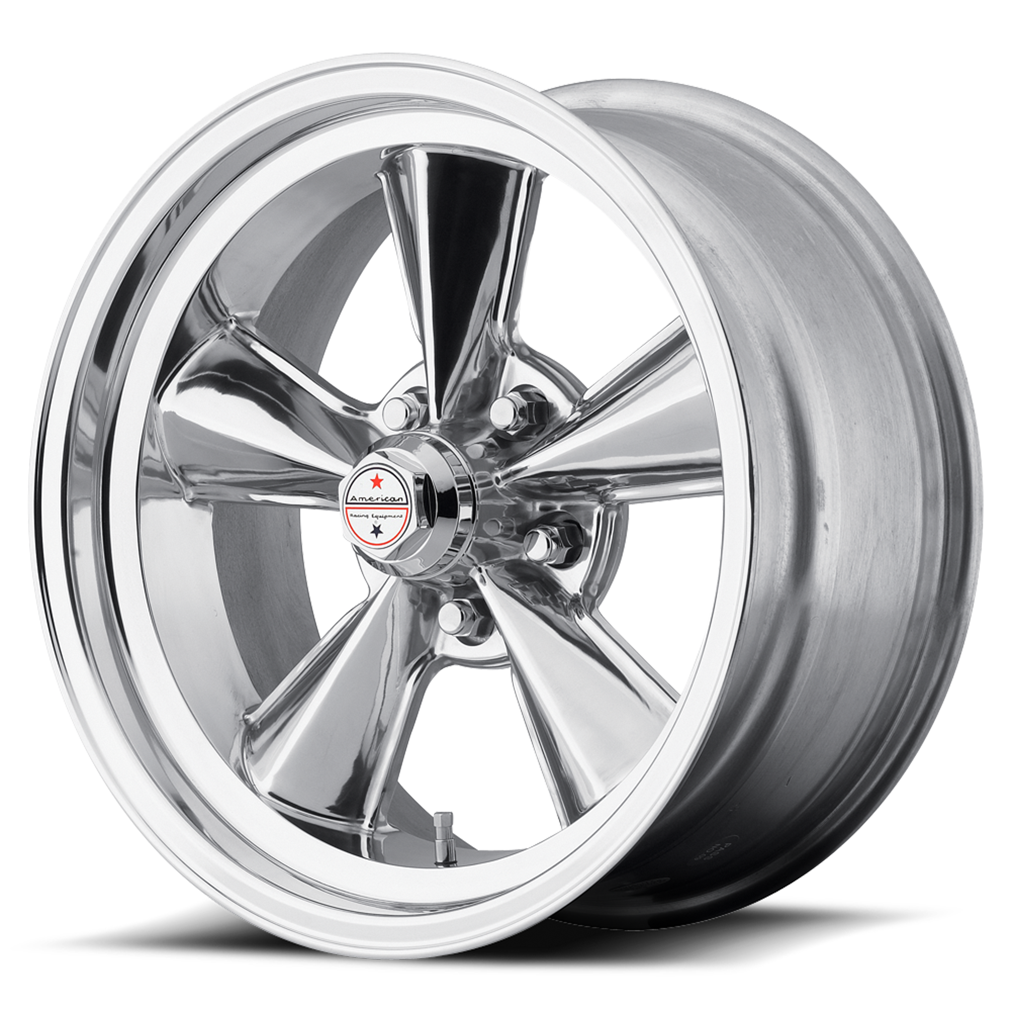American Racing Wheels VN205 CLASSIC TORQ THRUST II Gray