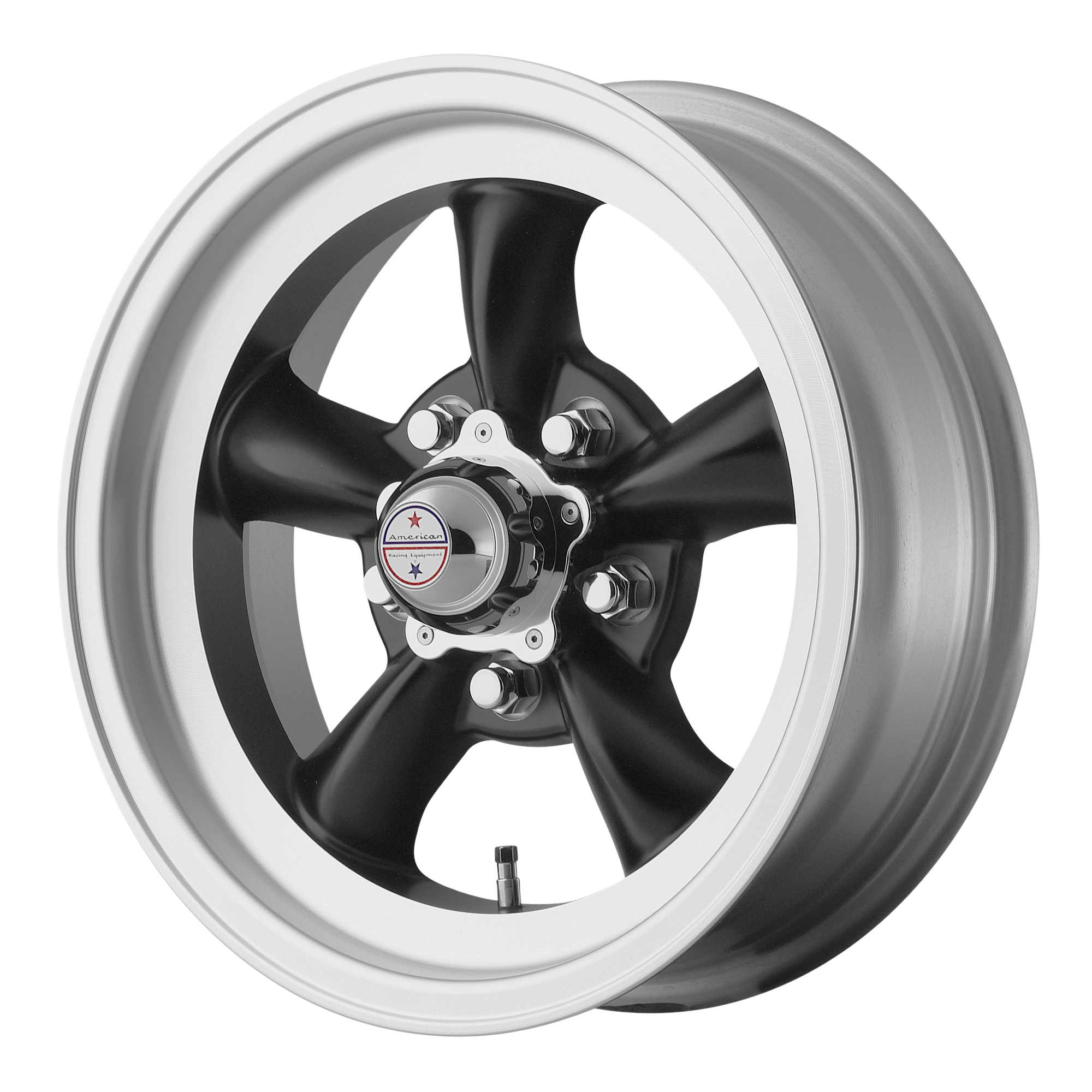 American Racing Wheels VN105 TORQ THRUST D Black