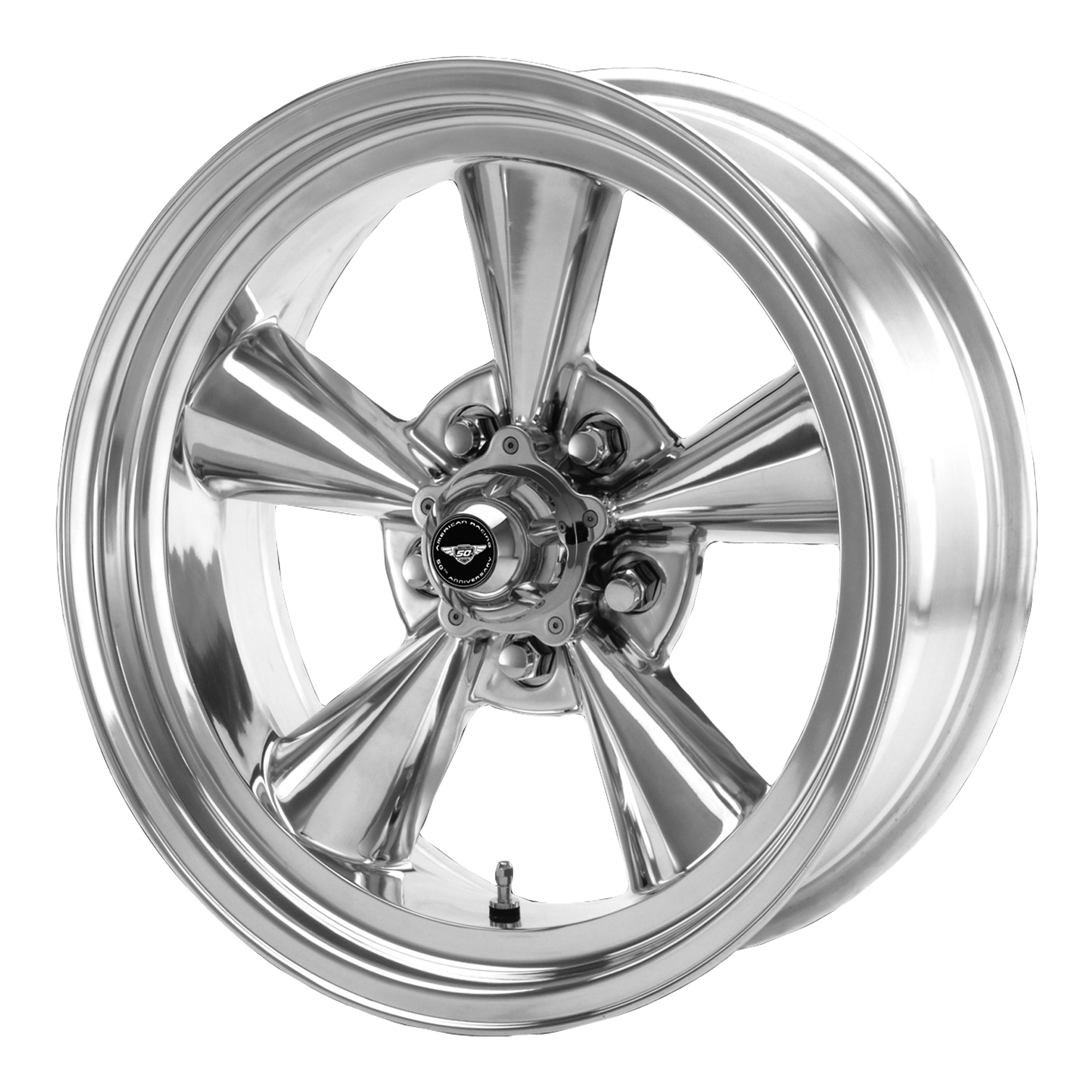 American Racing Wheels VN109 TT O Polished