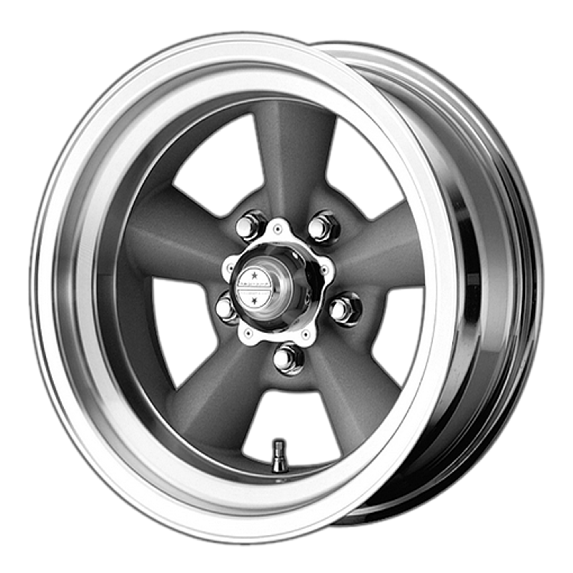 American Racing Wheels VN309 TT O Silver