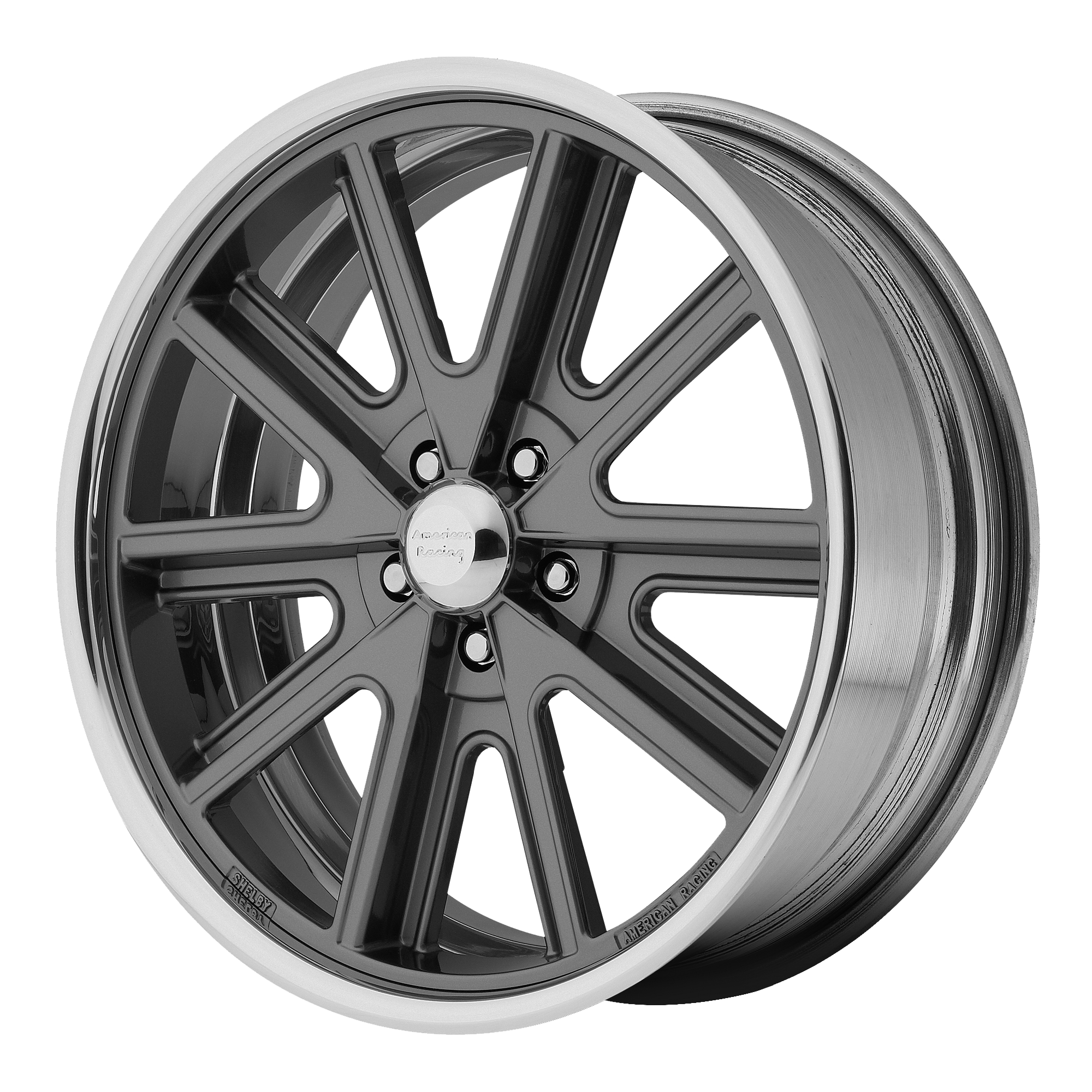 American Racing Wheels VN407 Gray